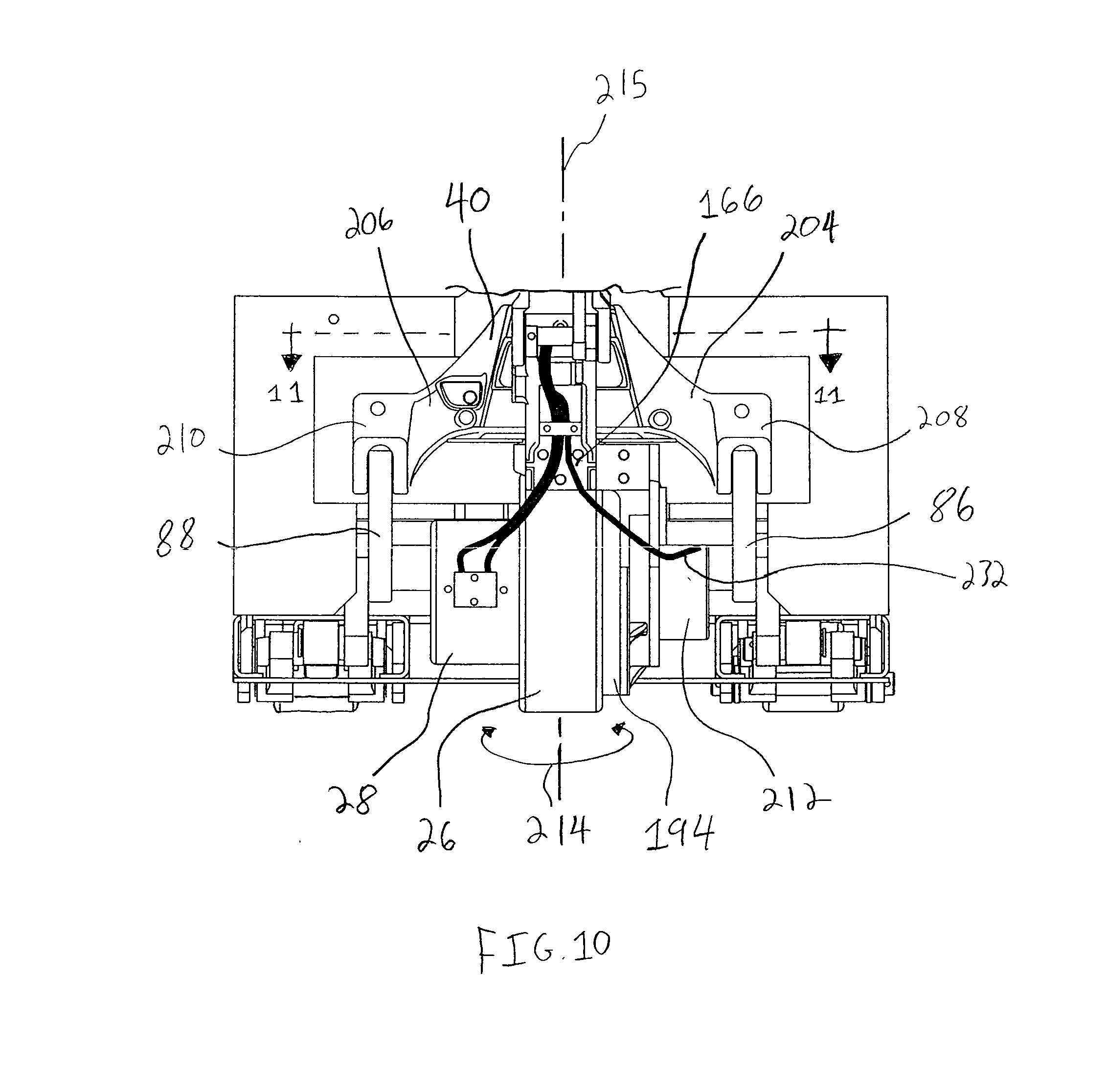 patent us20130153840 powered pallet truck patents