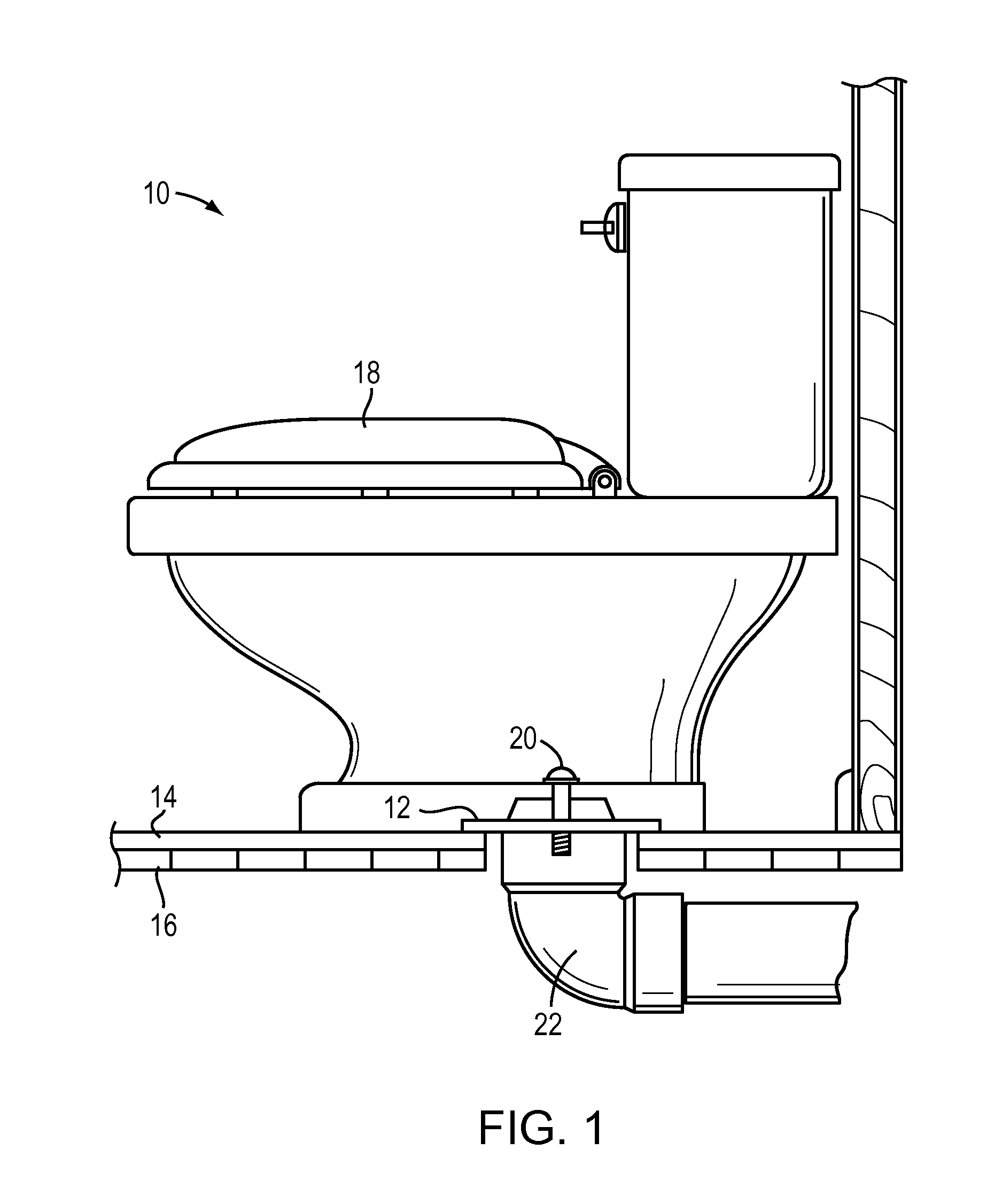 Patent Us20130167292 Template For Closet Flange Google Patents