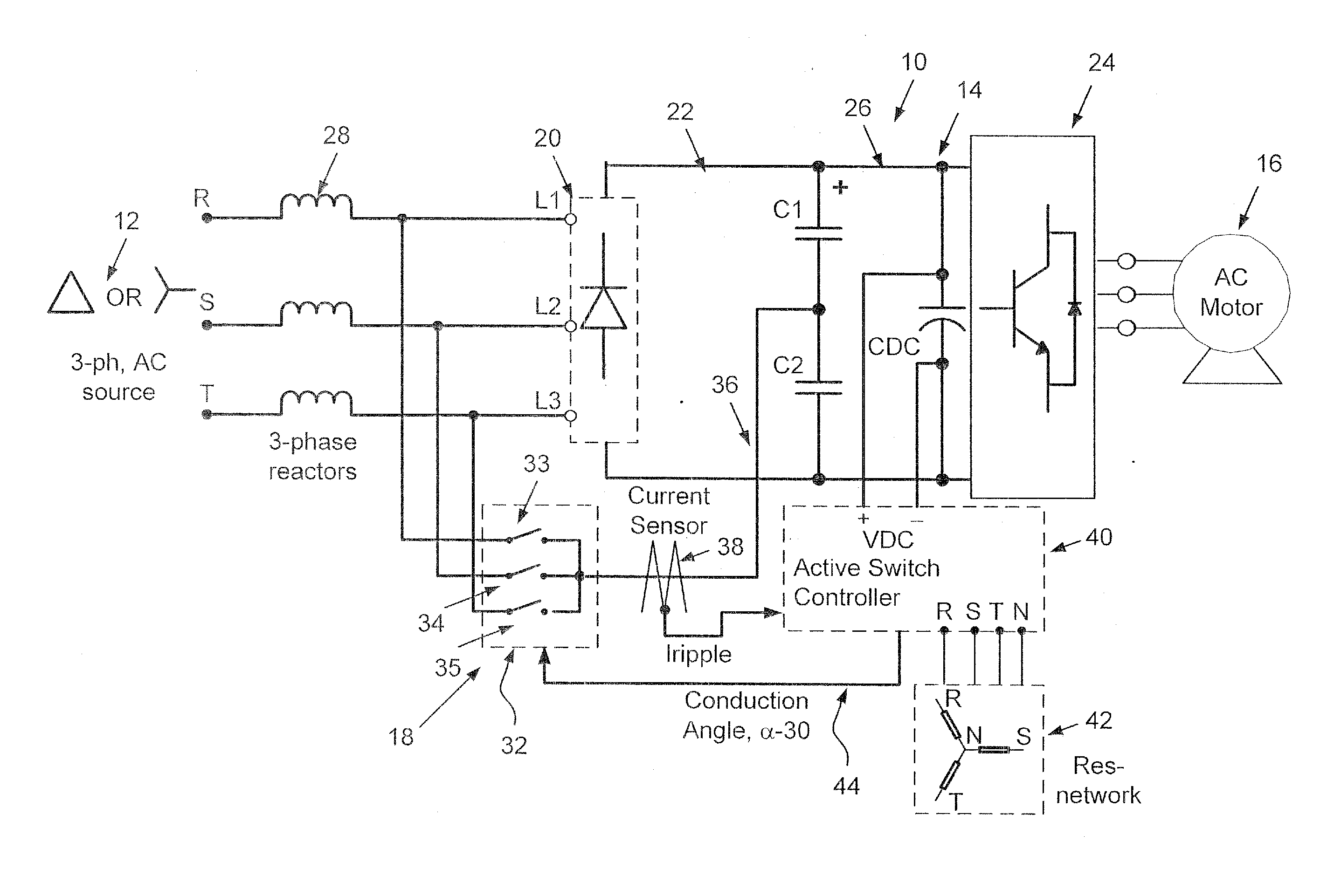 Patent Us20130176753 Three Phase Active Rectifier System Google Computer Integrated Circuit Diagram Filtercircuit Basiccircuit Drawing