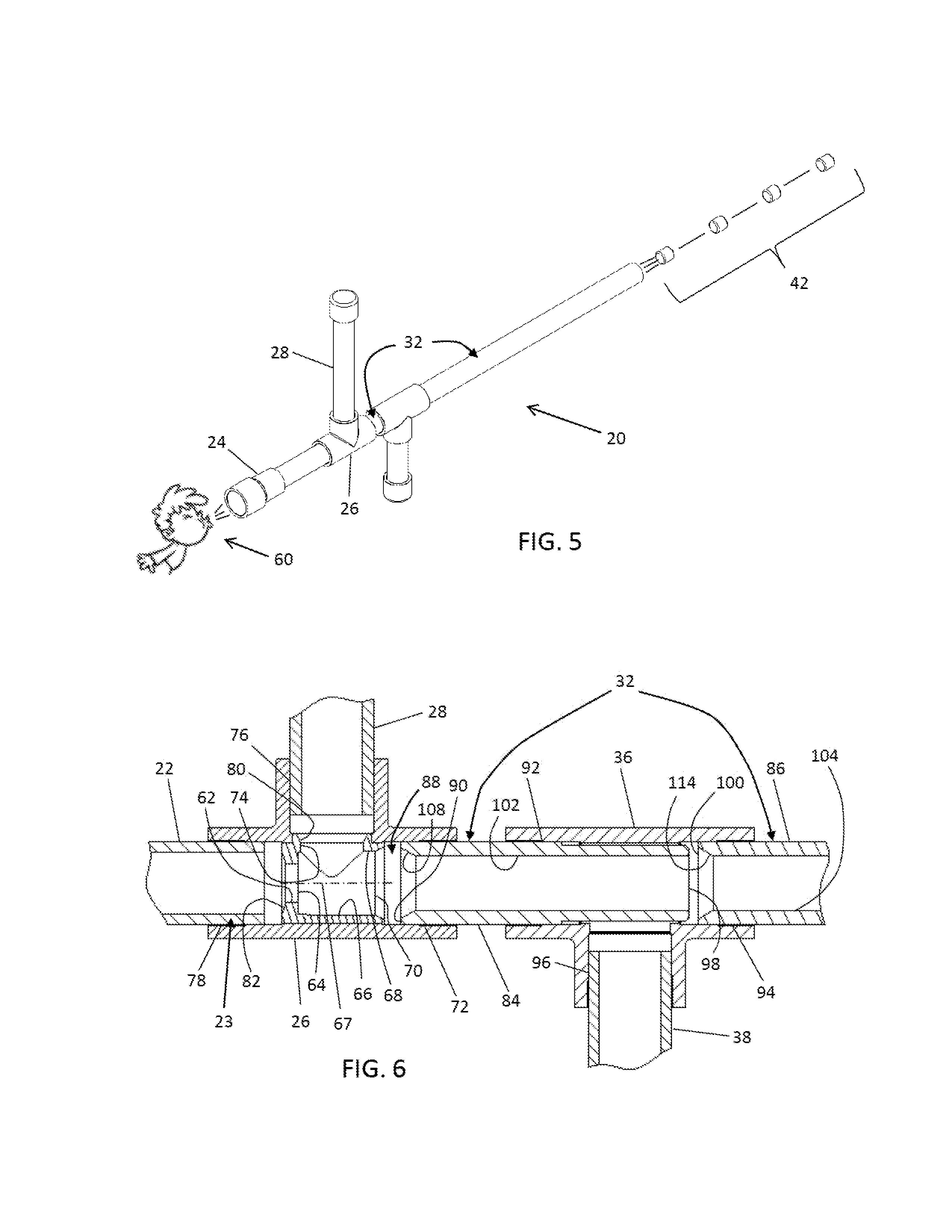 Patent Us20130180513 Multiple Soft Projectile Blow Gun Google 98 Honda Accord Belt Diagram Drawing
