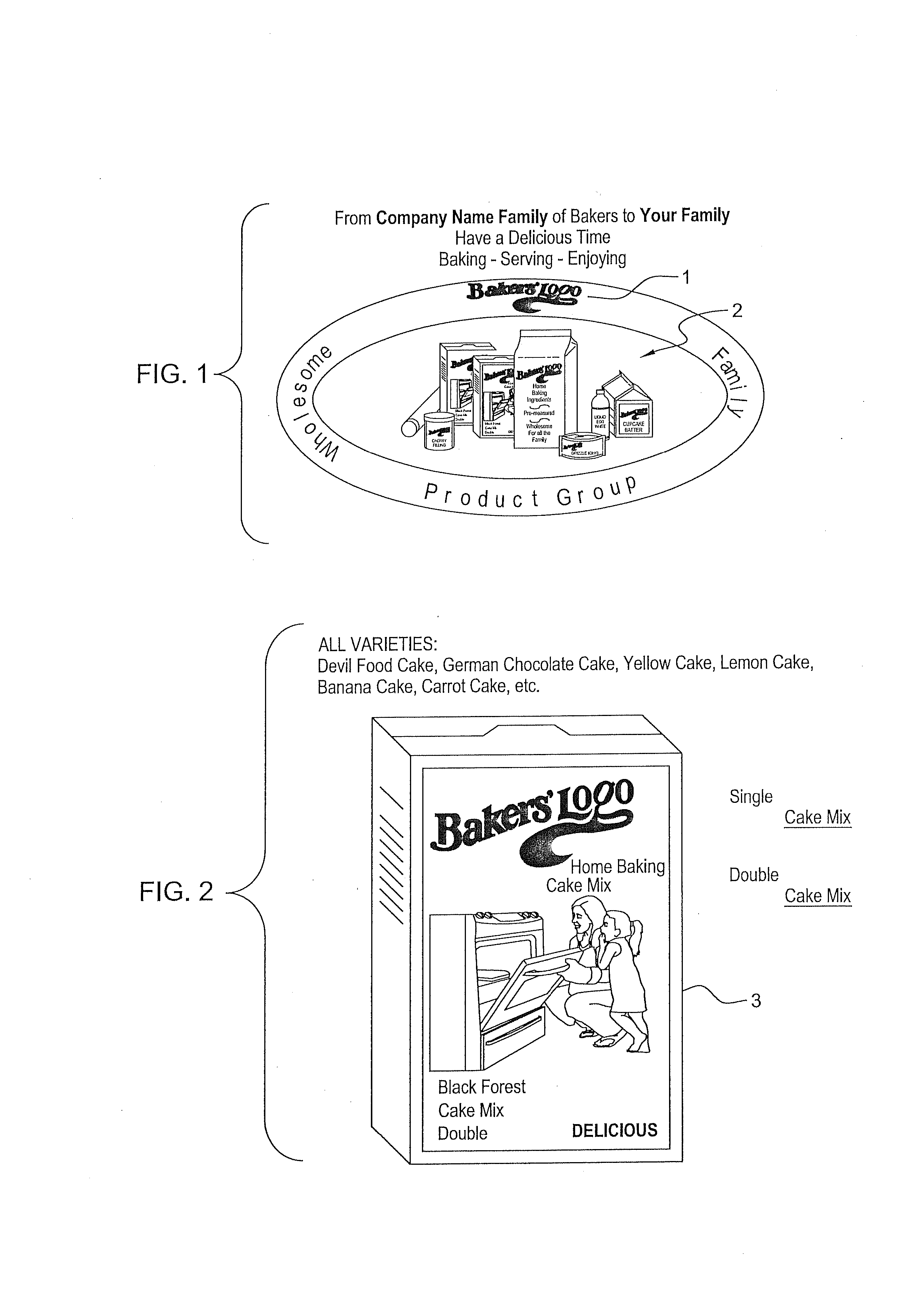 Patent US20130184857 - Home baking kit with computer interface ...