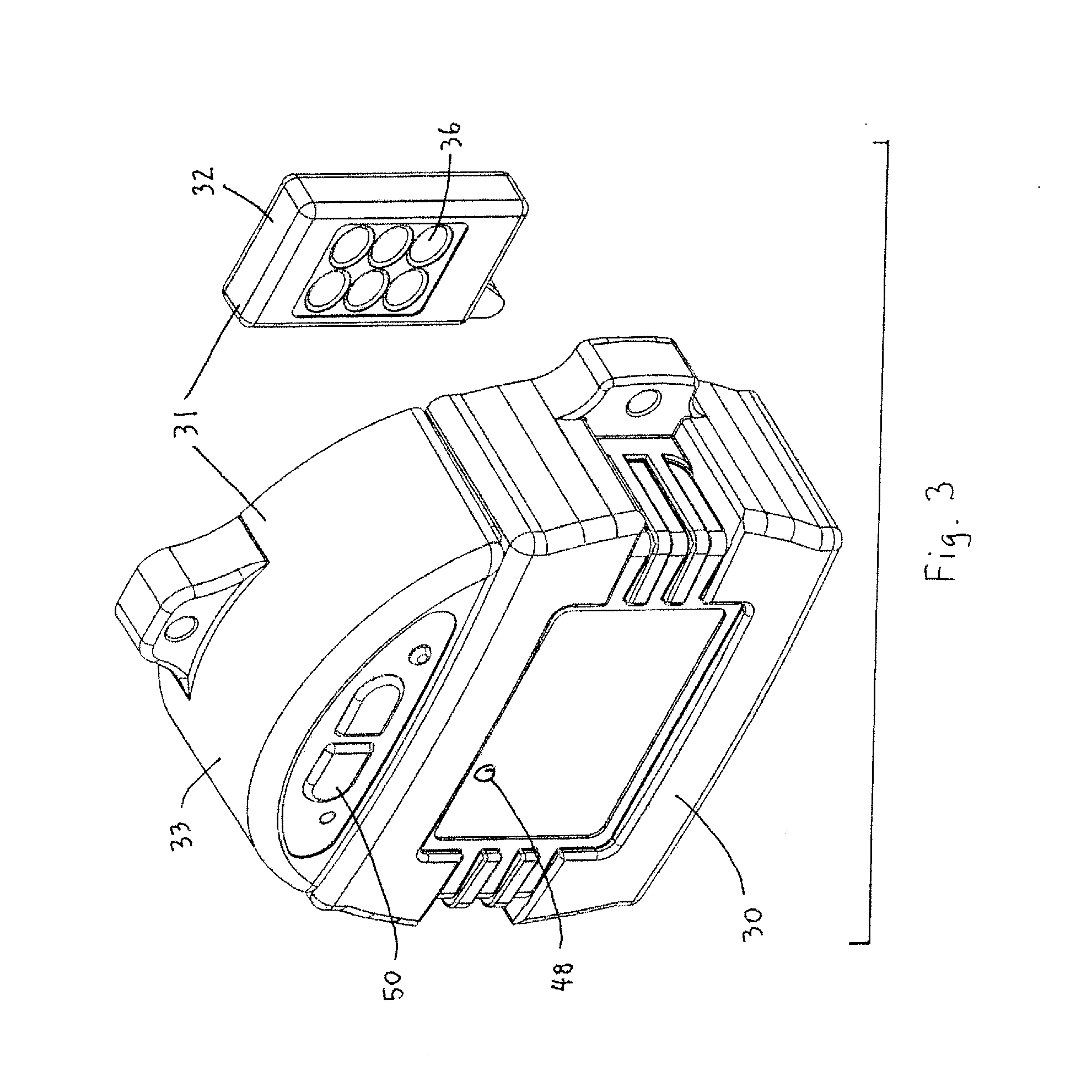 patent us20130204461 - one-touch controller for tarp systems