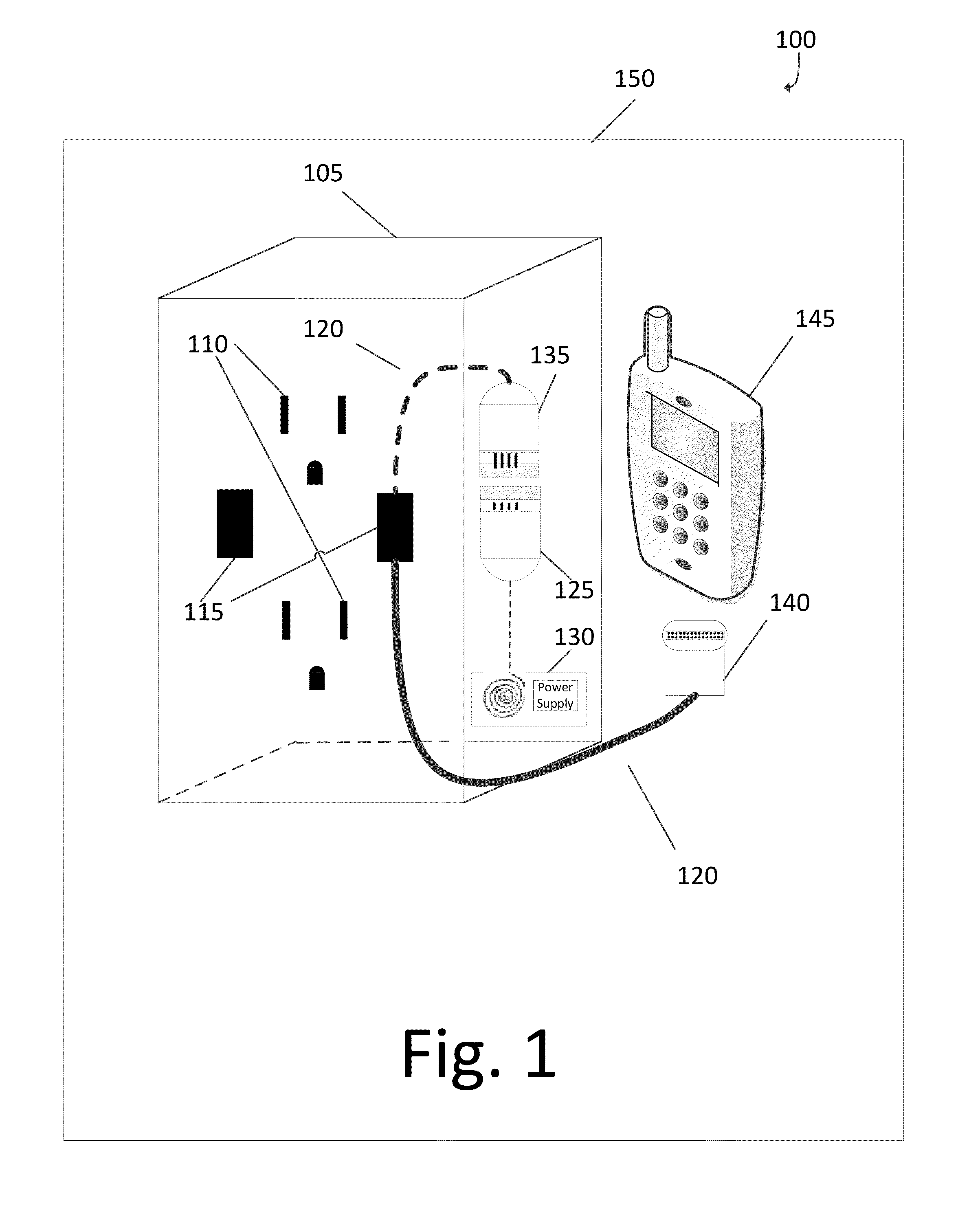 Patent US20130244475 - Wall outlet with retractable usb charging ...