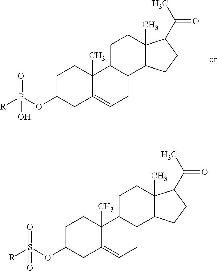 neurosteroid hormone