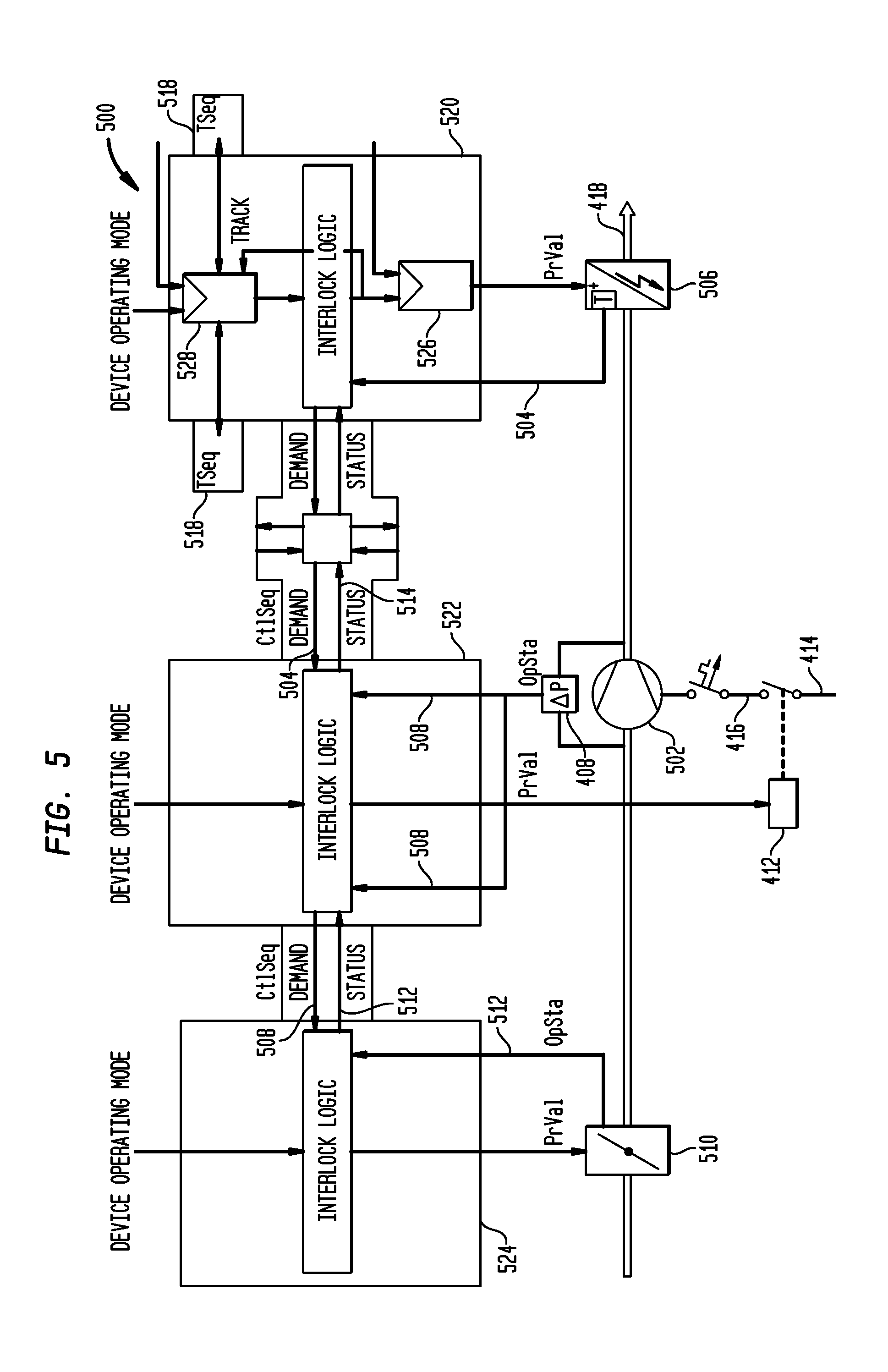US20130253709A1 20130926 D00005 patent us20130253709 system and method for hvac interlocks boiler interlock wiring diagram at bayanpartner.co