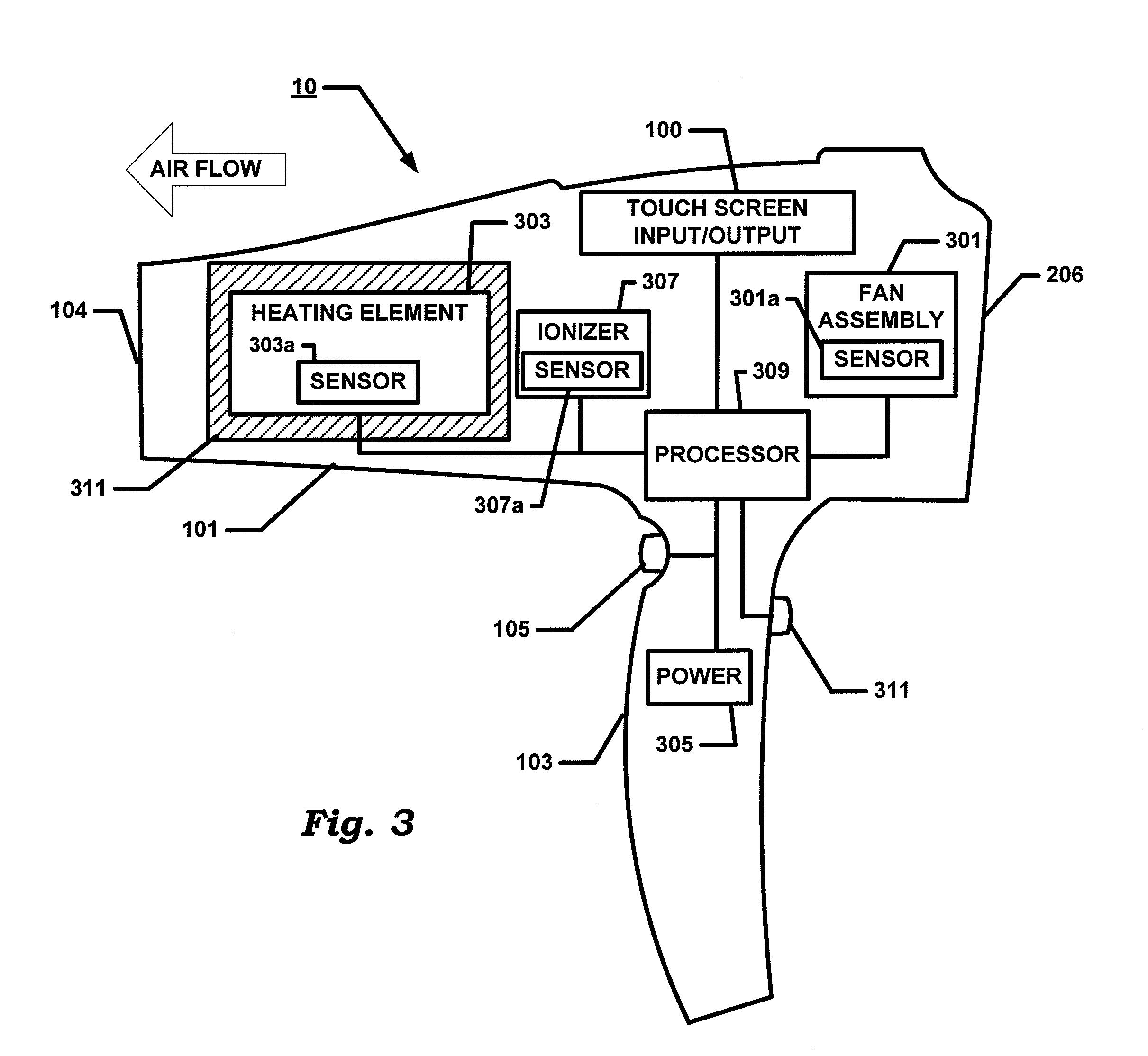 hair dryer diagram   18 wiring diagram images