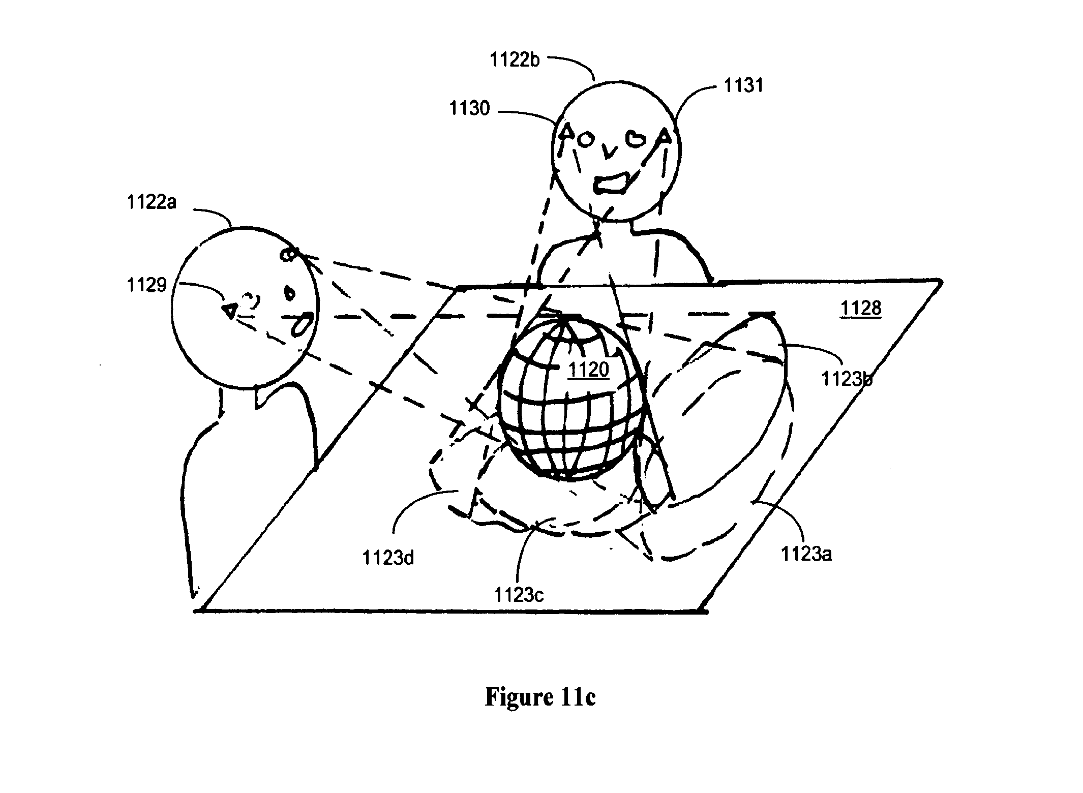 patent us20130300637 system and method for 3 d projection and