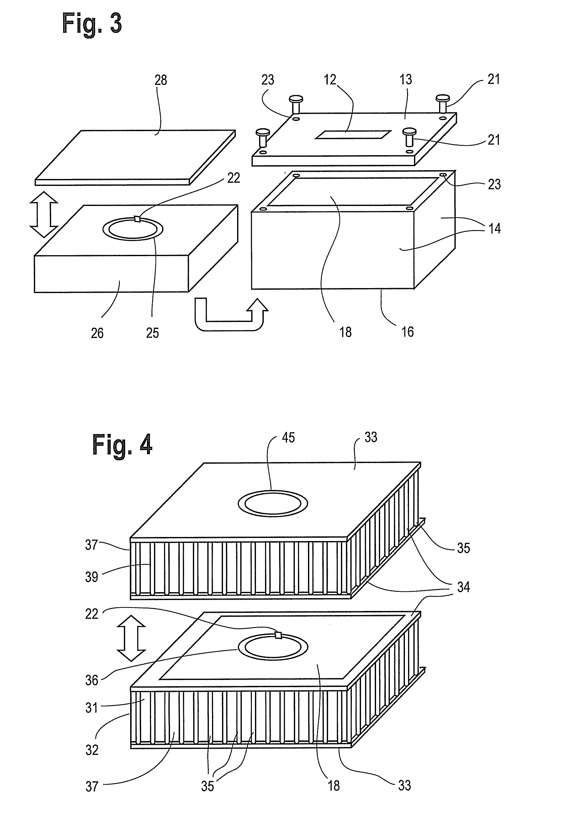 Patent Us20130313328 Shielded Cavity Backed Slot Decoupled Rfid Place The Circuit Board In And Battery Pack Into Drawing