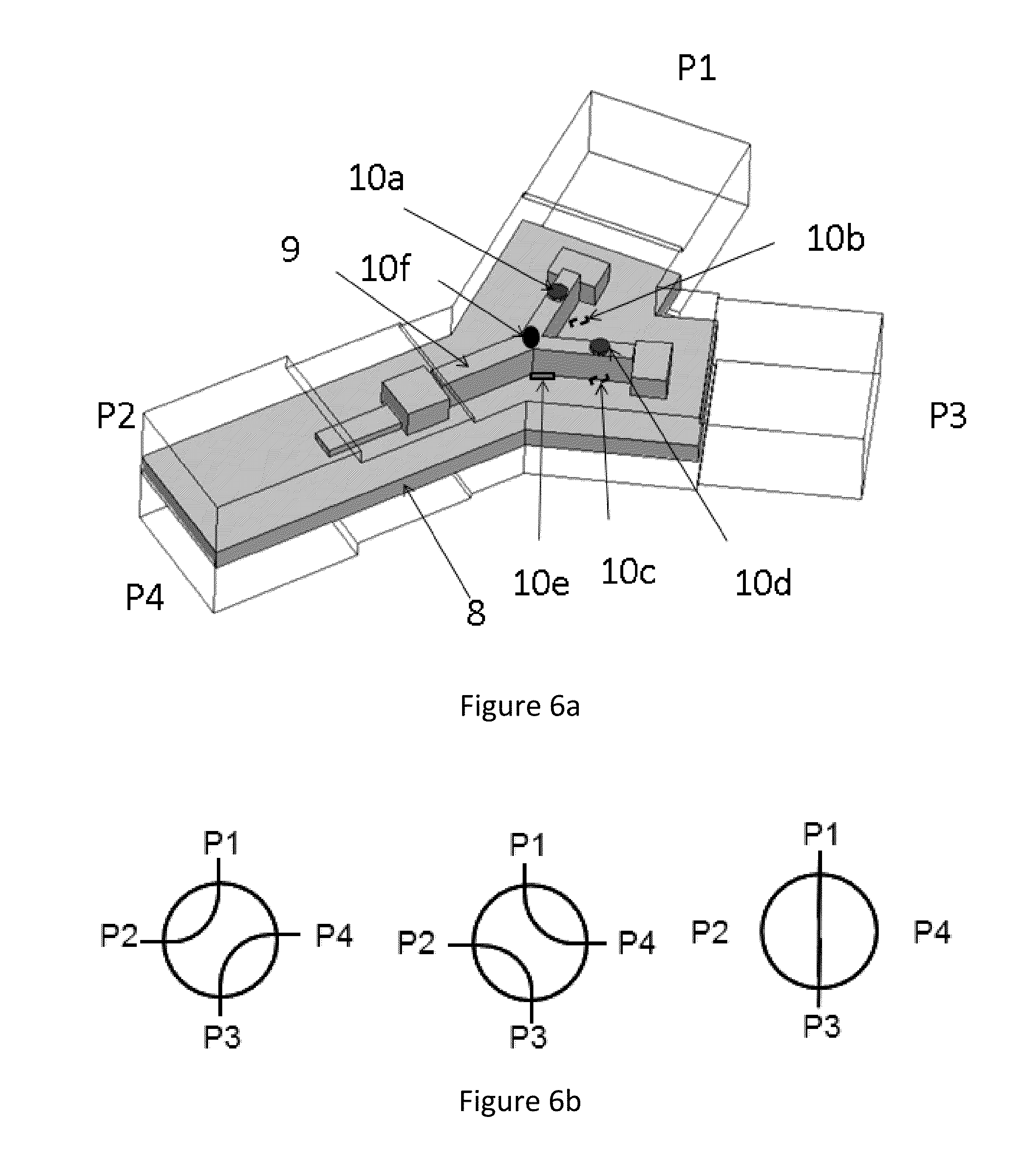 patent us20130321096 - compact multiport waveguide switches