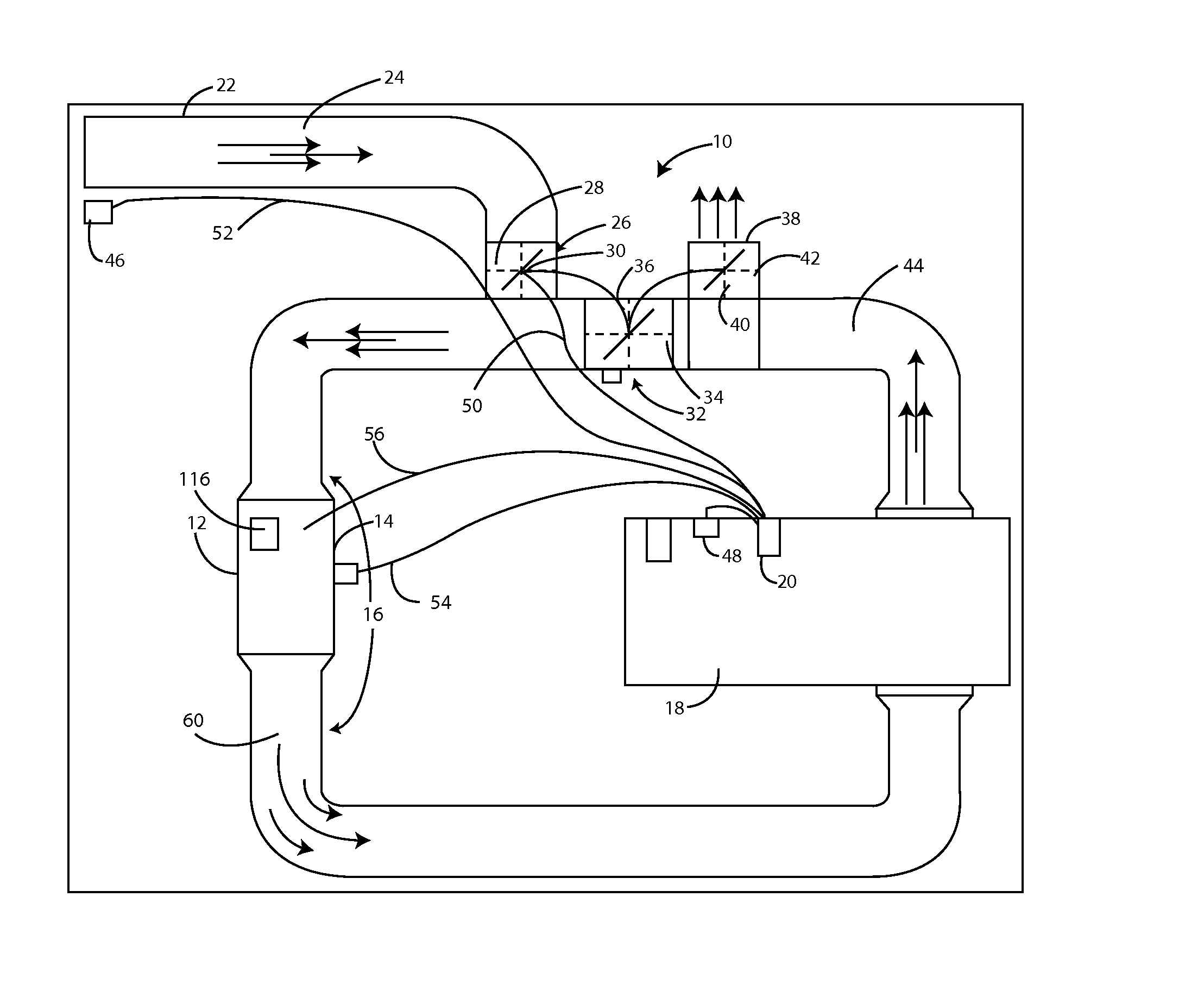 patent us20130324027 - economizer hvac and control system