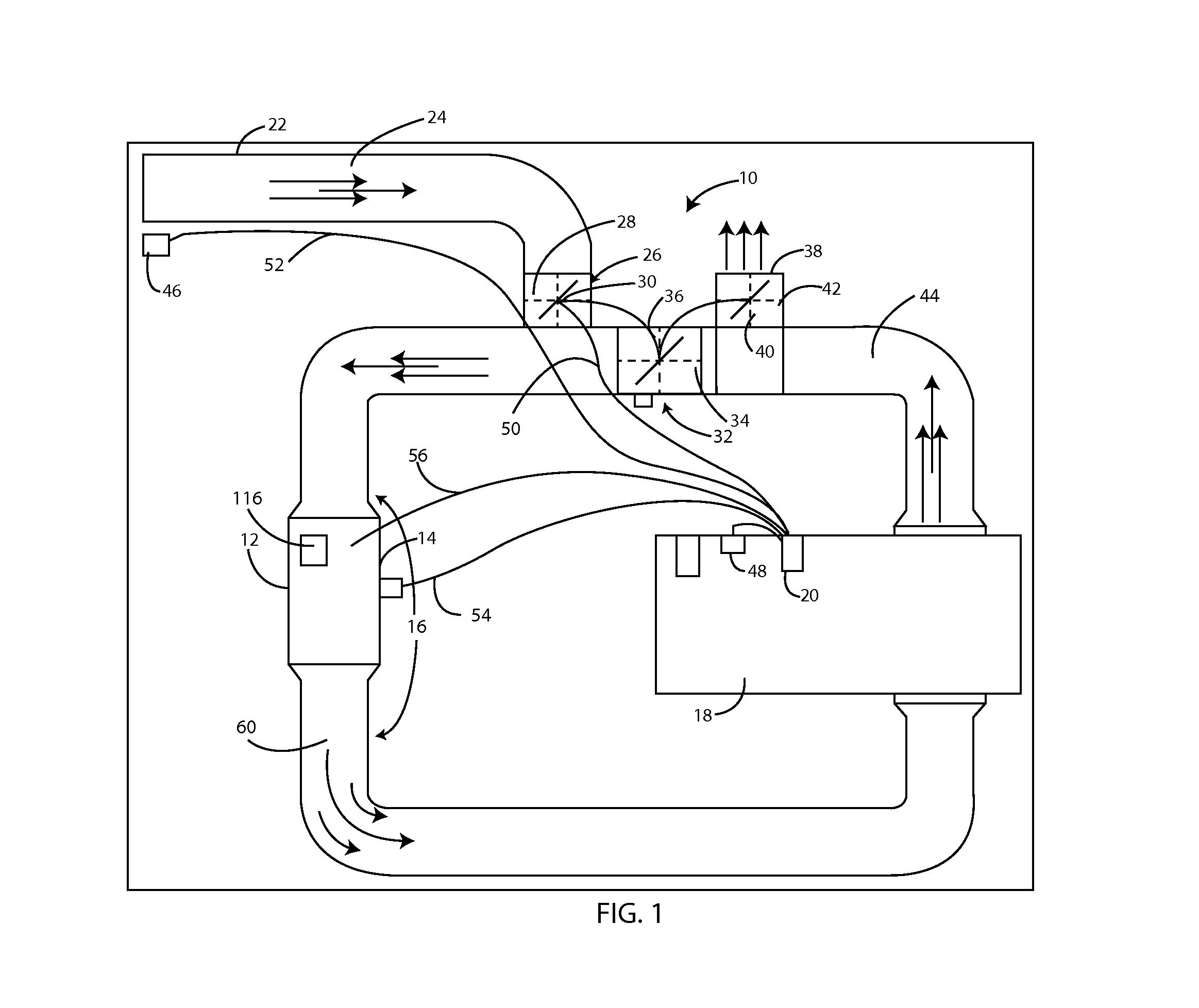 patent us20130324027 - economizer hvac and control system