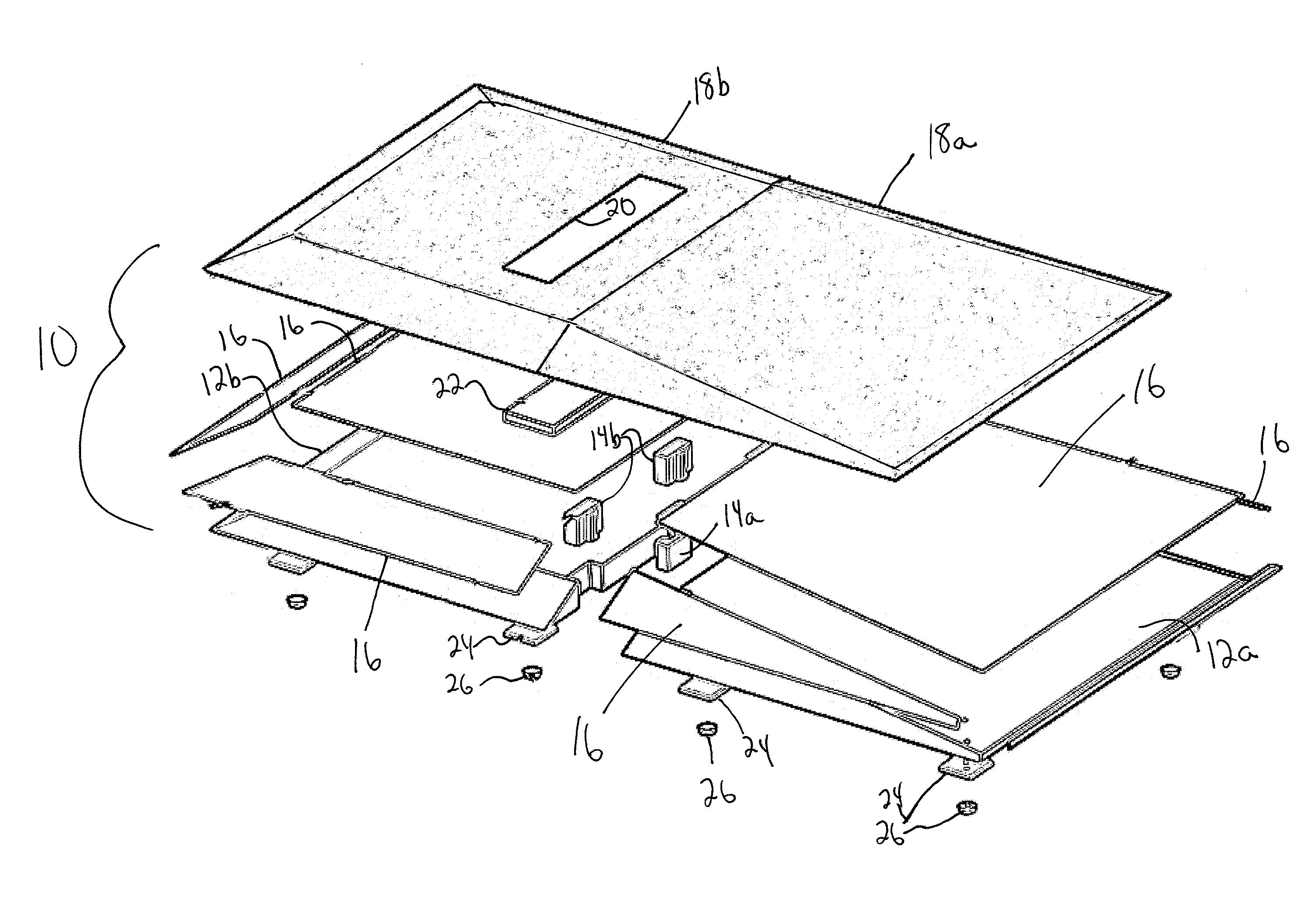 Patent Us20130345000 Portable Pitching Mound Google Patents