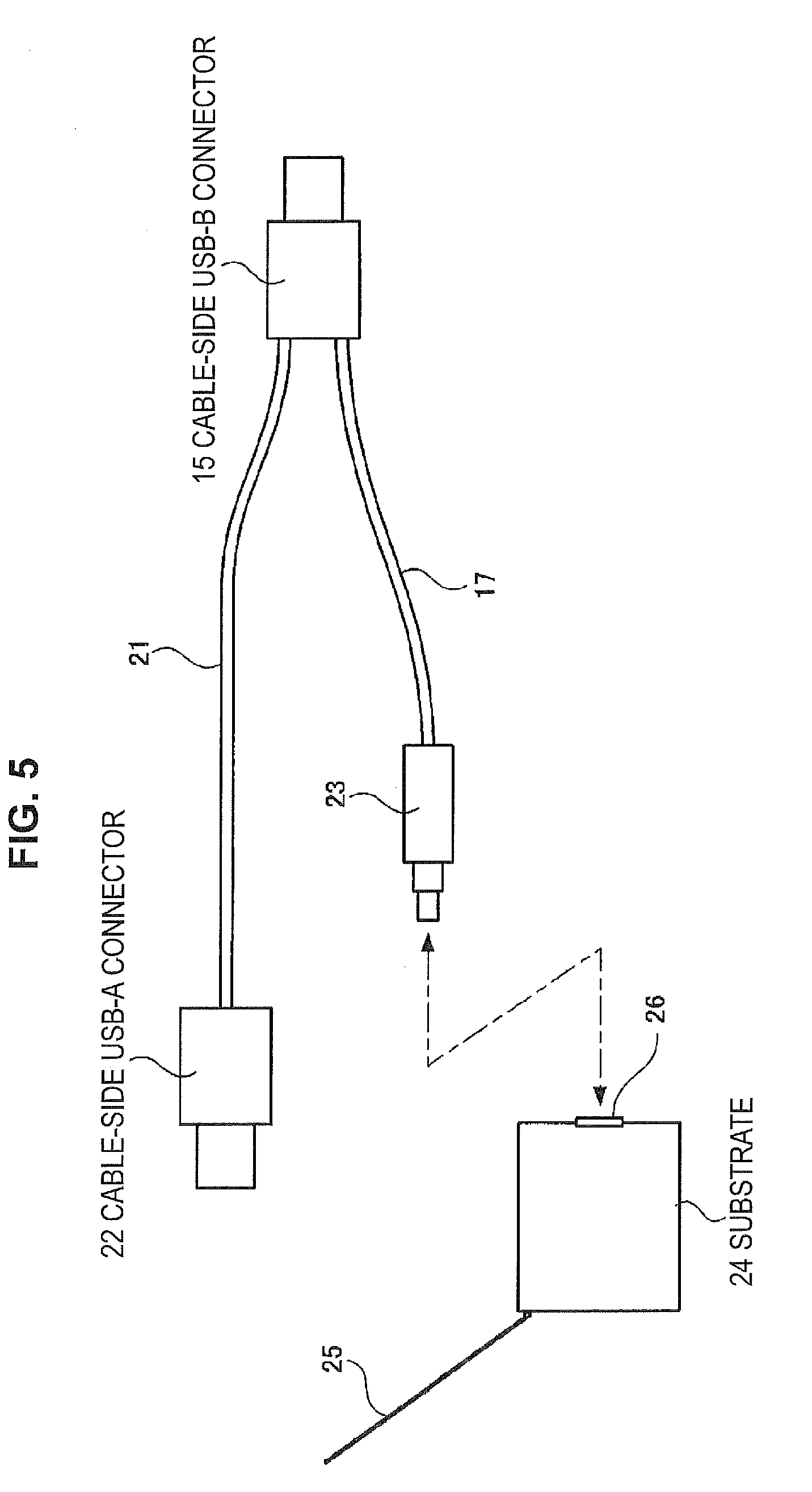 Patente Us20140009879 Input Output Apparatus Google Patentes Usb 62b Cable Schematic Patent Drawing