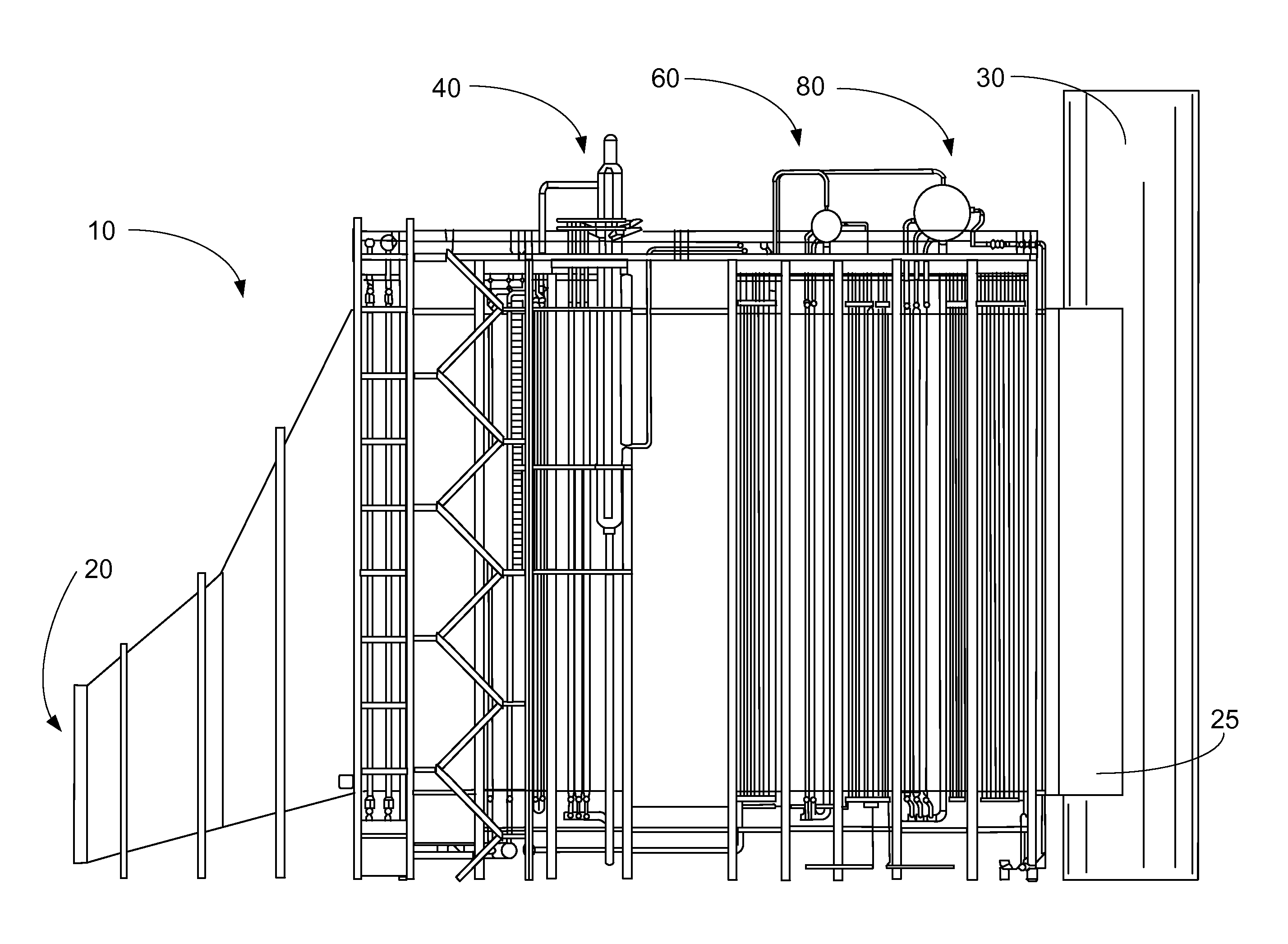 Patent US Rapid startup heat recovery steam generator