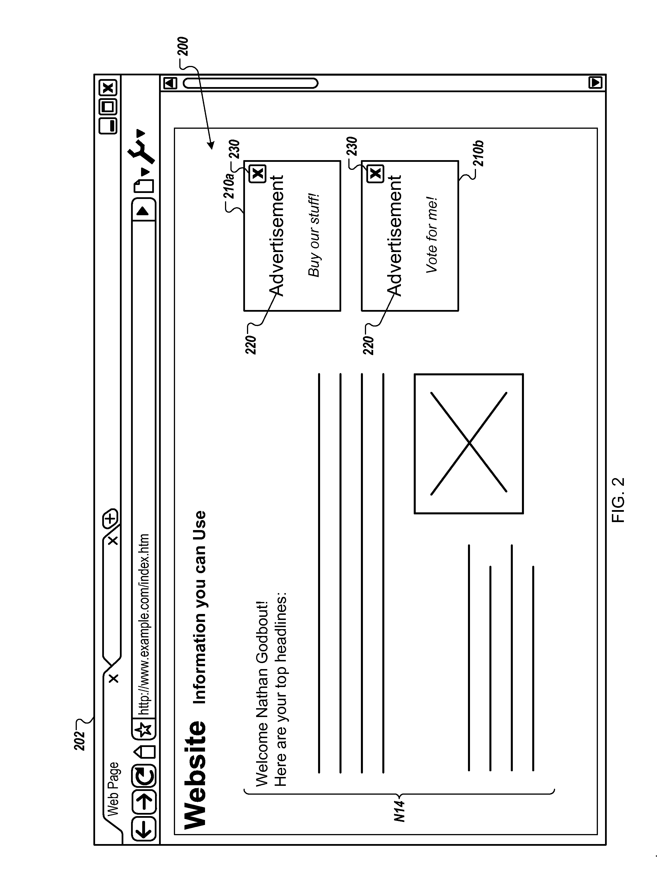 Patent Us20140046753 Affecting Display Of Content Based On Crt Monitor Diagram Cpc 664 Drawing