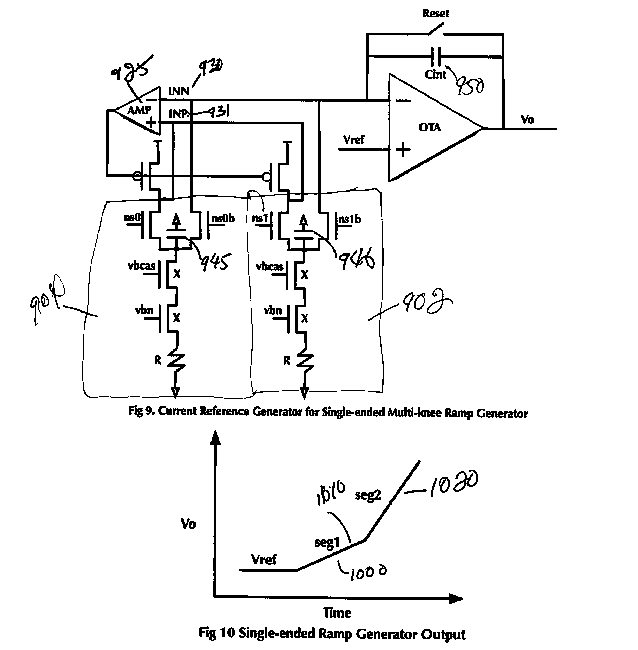 patent us20140055176 - low noise accelerated continuous-time ramp generator