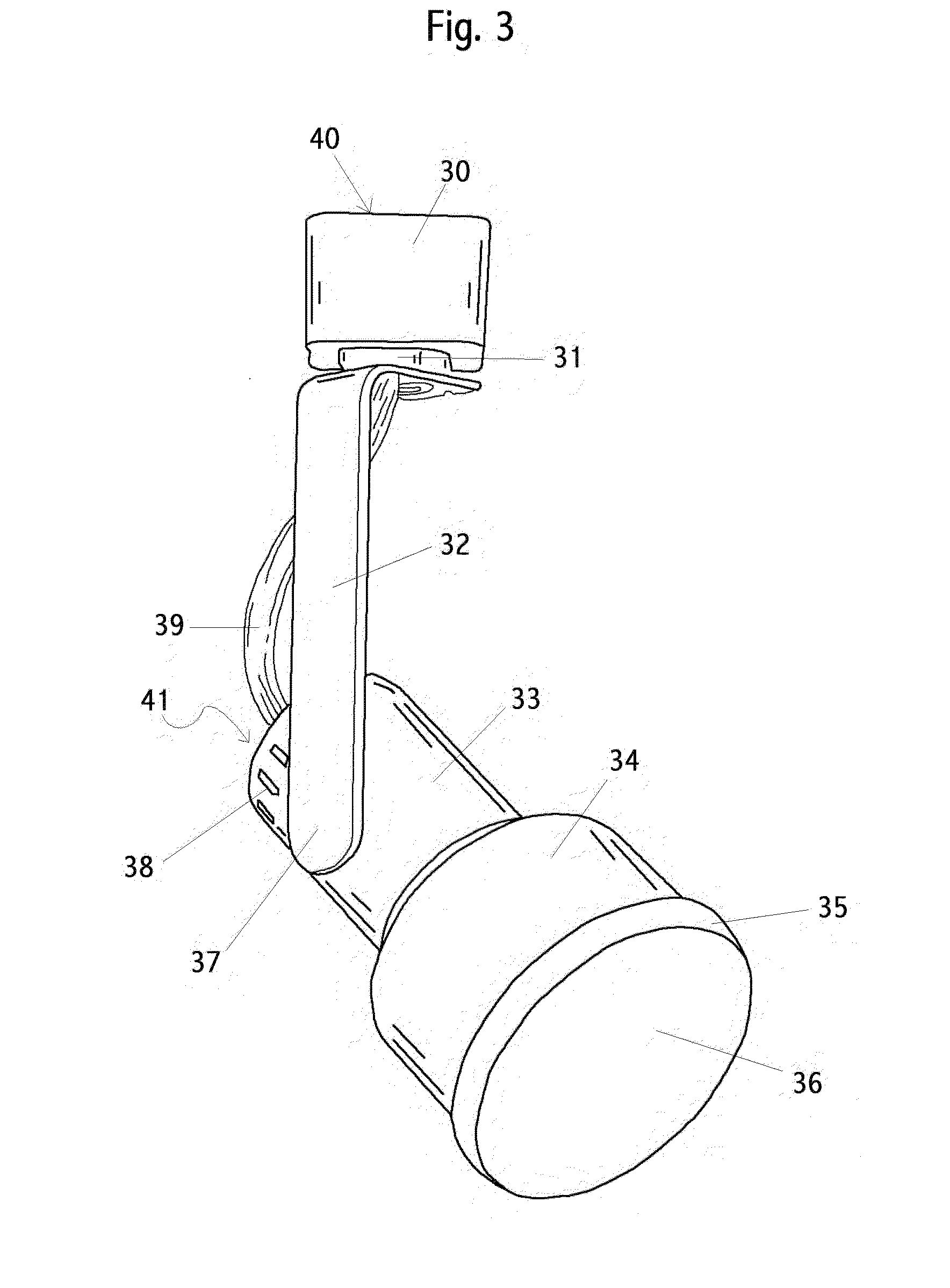 brevet us20140055611 track mount wireless camera fixture Poe Connections Diagram patent drawing