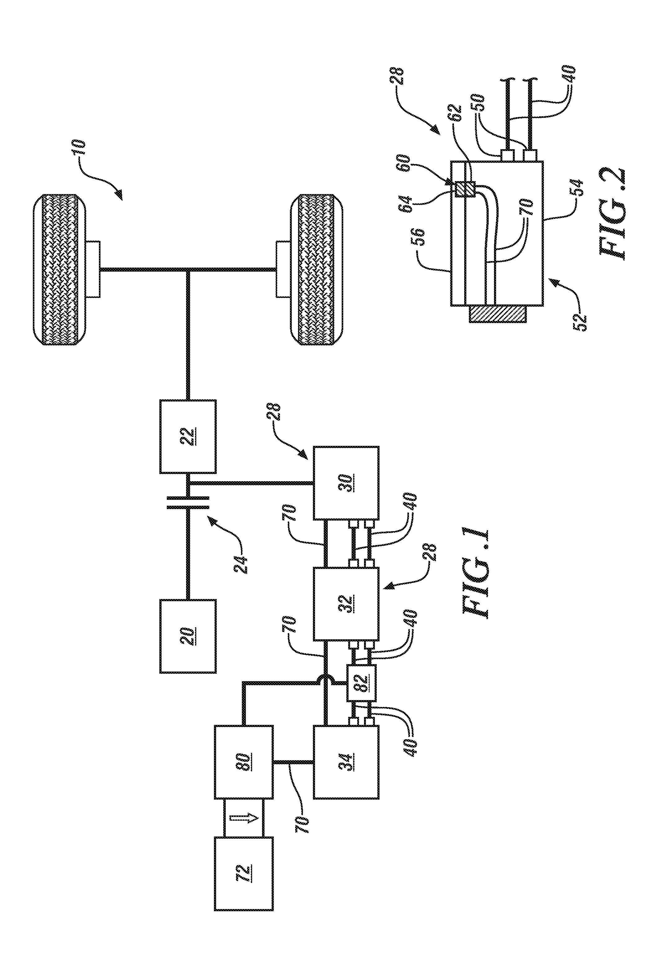 patent us20140062180 - high-voltage interlock loop   u0026quot hvil u0026quot   switch having a reed relay