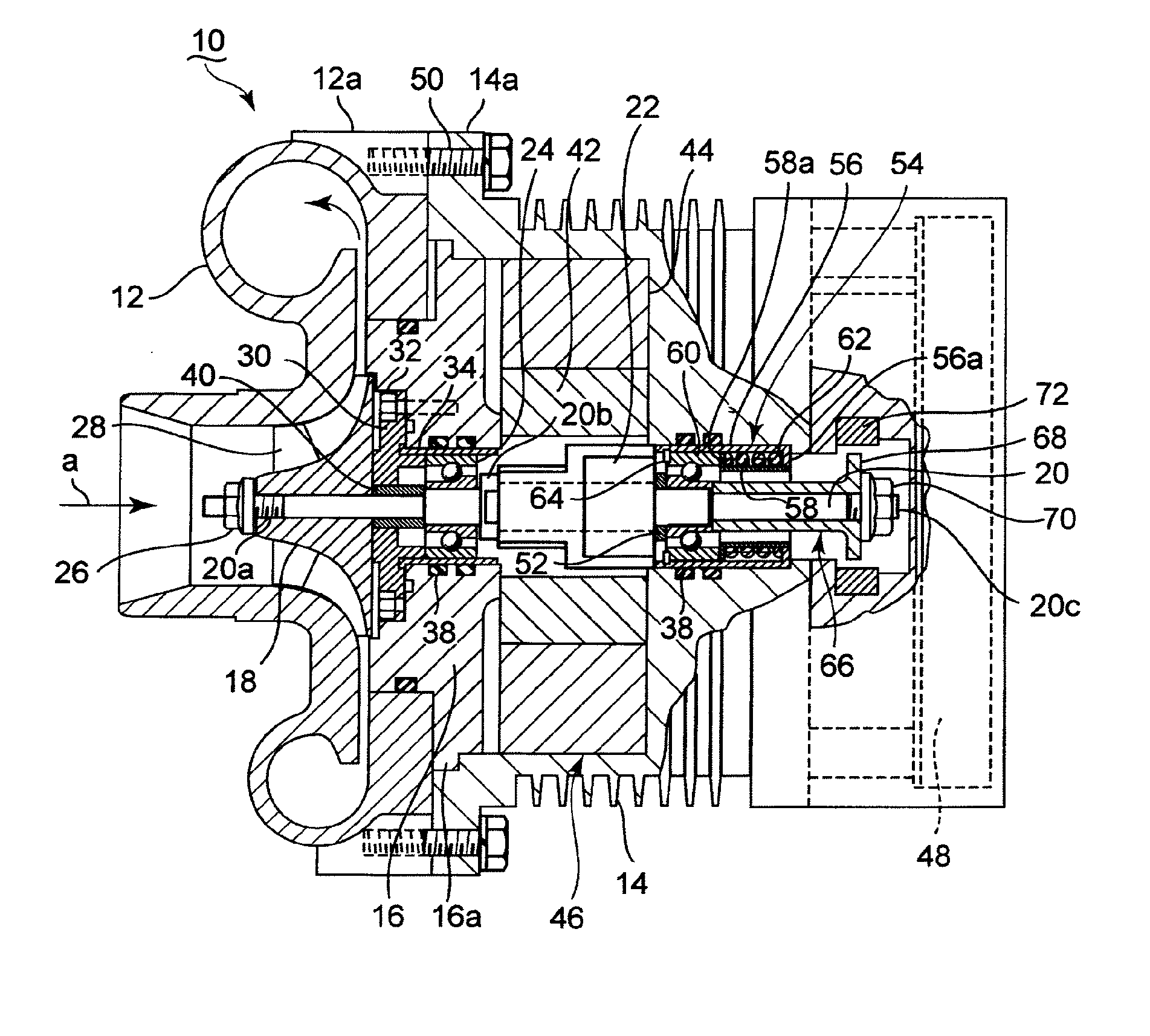 Electric Turbocharger Patents: Electric Supercharger, Assembling