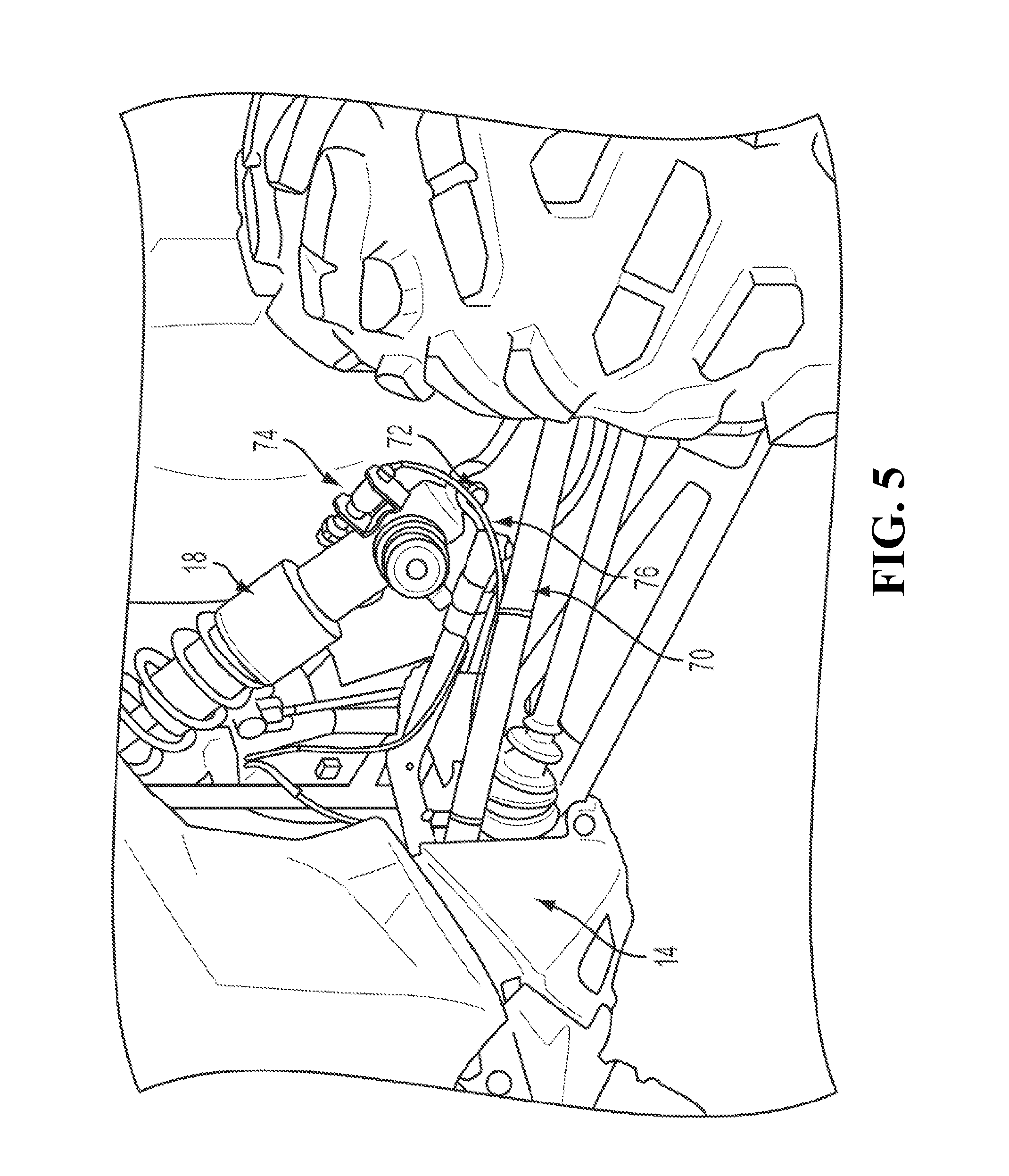 patent us20140125018 vehicle having suspension with continuous