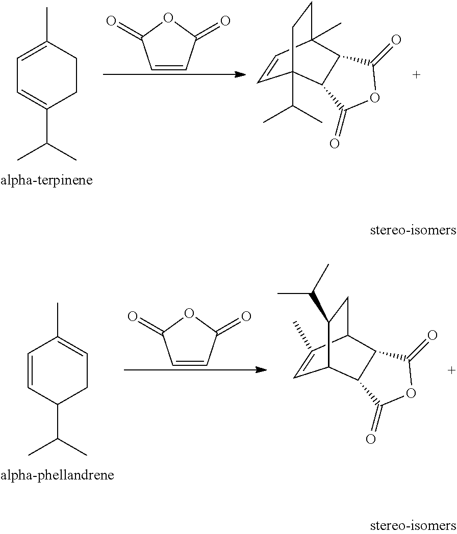 the diels alder reaction of a conjugated diene in eucalyptus oil Operational organic  reaction of iodoethane with  identification of a conjugated diene from eucalyptus oil minilab: diels-alder reaction of maleic.