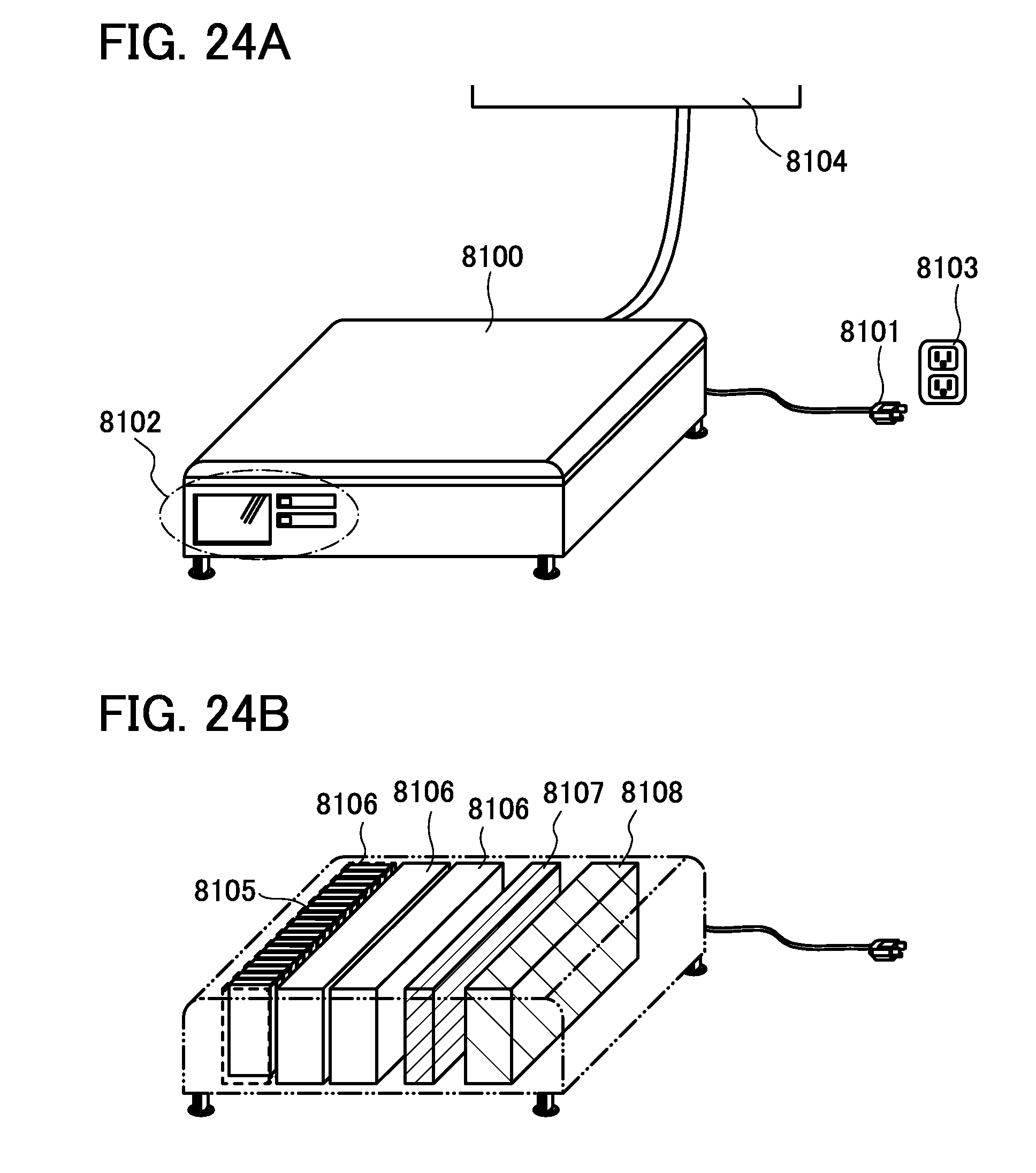 patent us20140184165 power storage device and power storage patent drawing