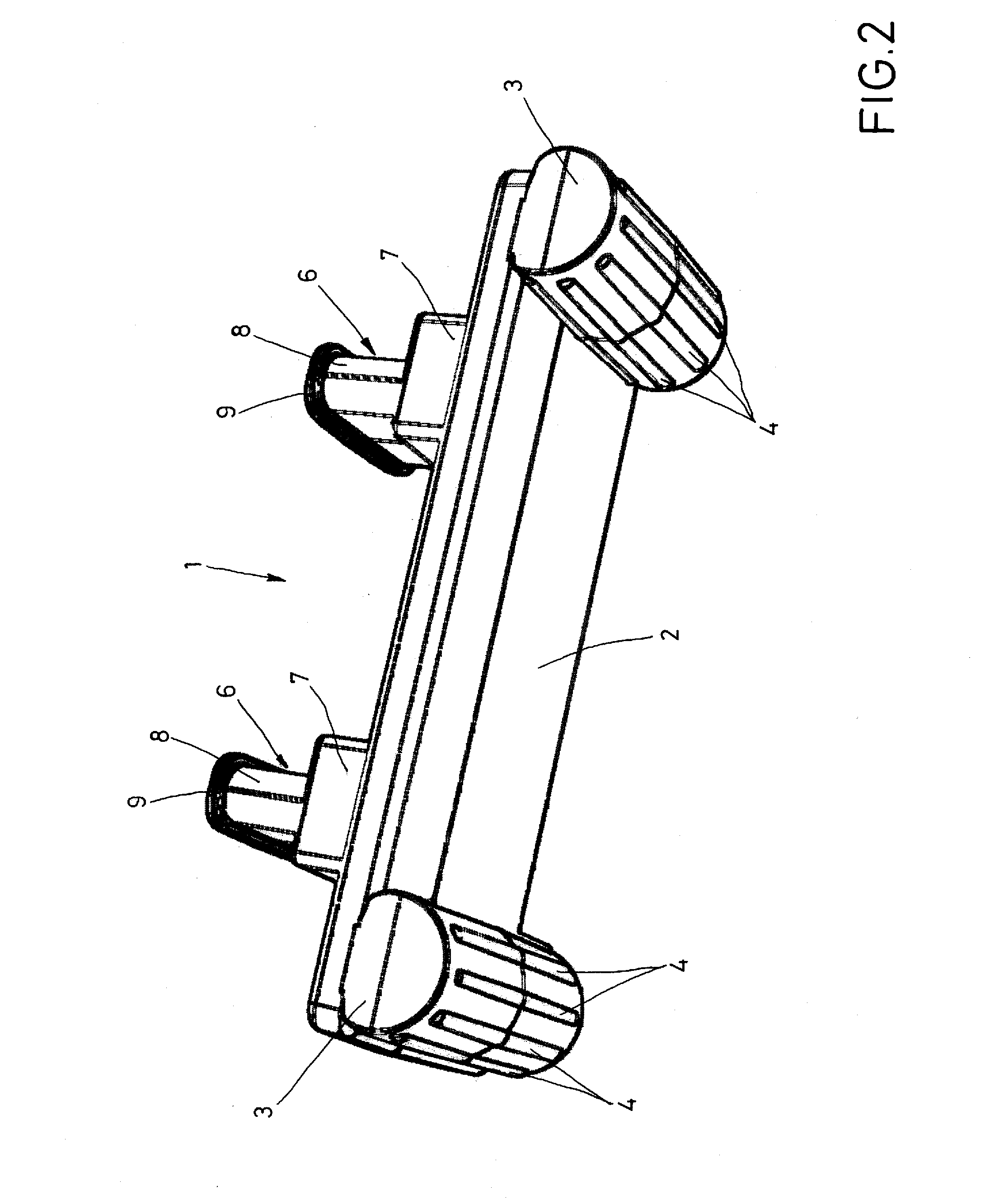 Unique Patent Drawing