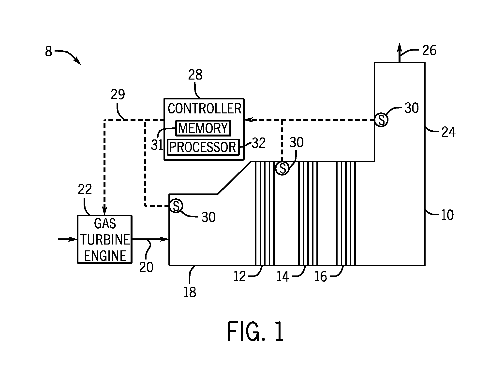 Patent US System and method for heat recovery steam