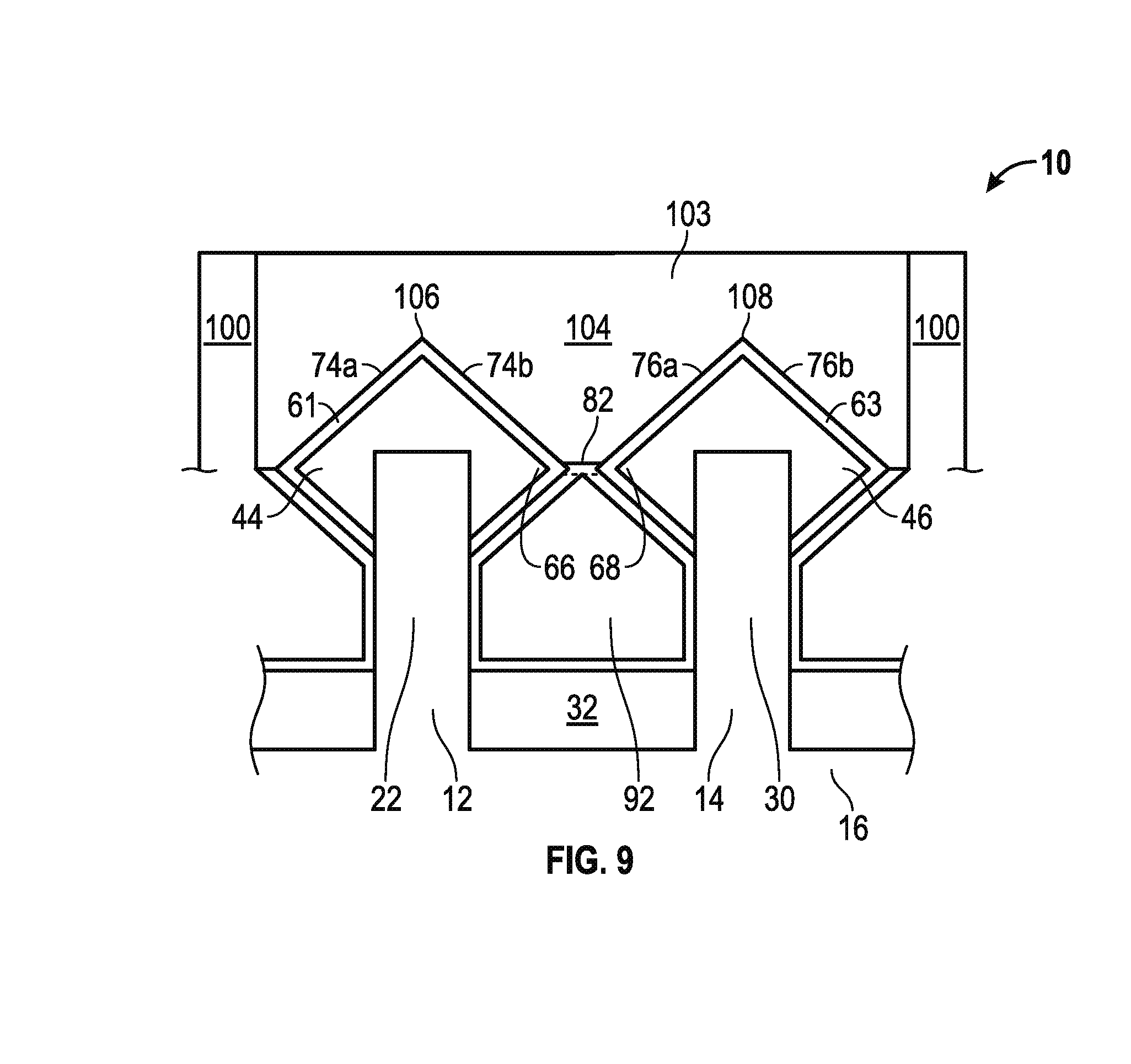 patent us20140217517 integrated circuits including finfet patent drawing