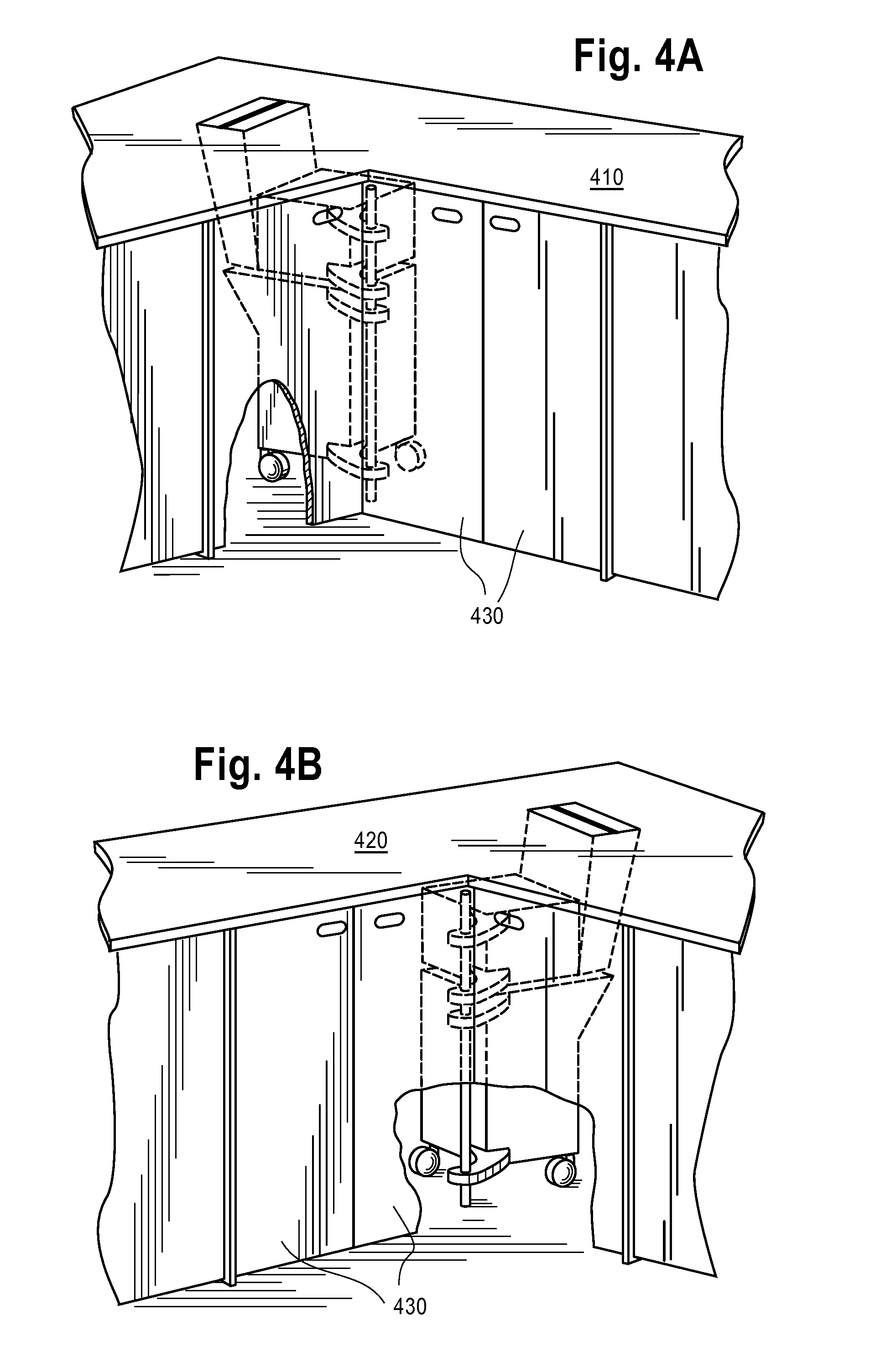 How Does A Trash Compactor Work Patent Us20140230669 Integrated Vehicle Galley Trash Compactor