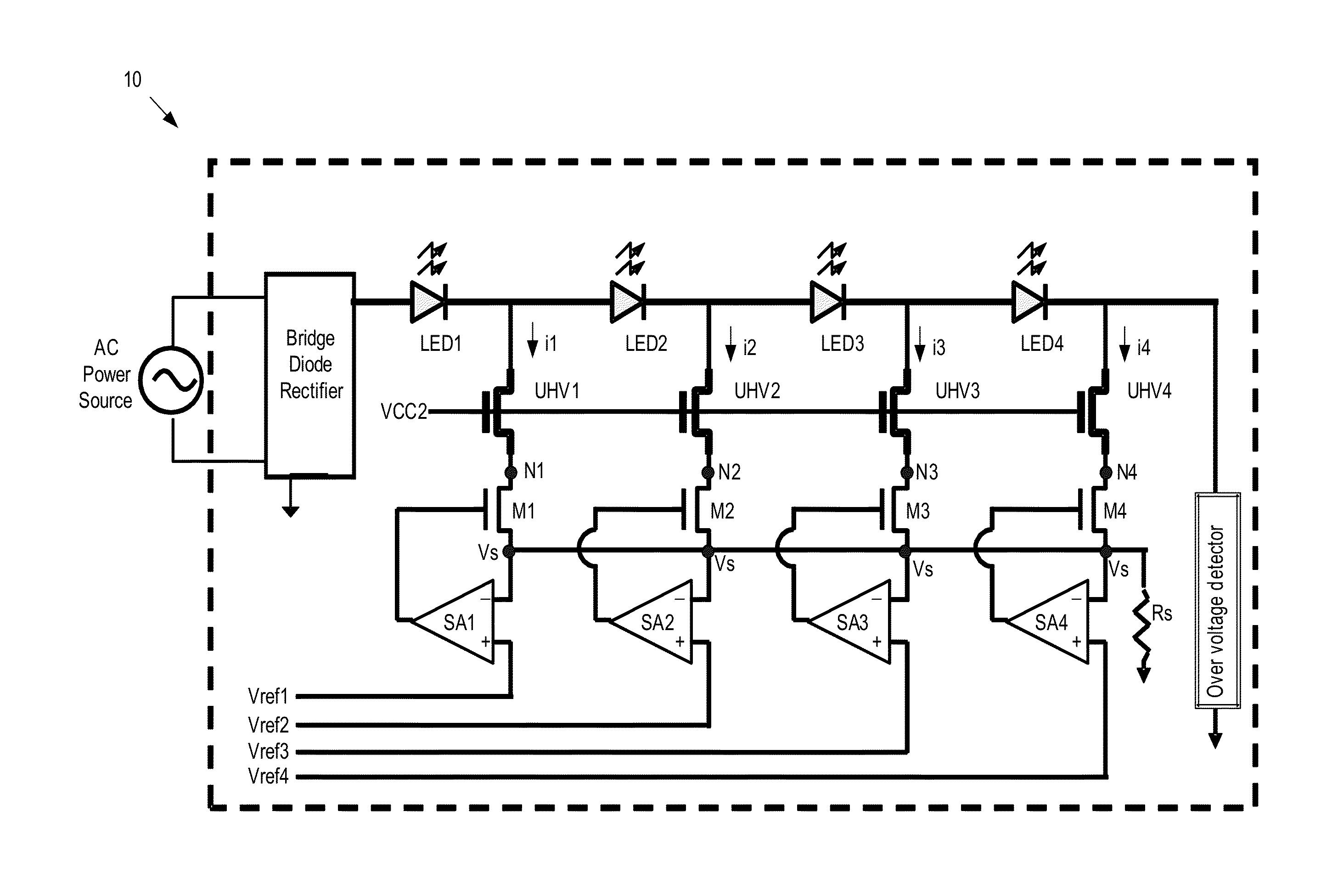 Patent Us20140232278 Light Emitting Diode Driver Google Patenten In Ac Circuit Drawing