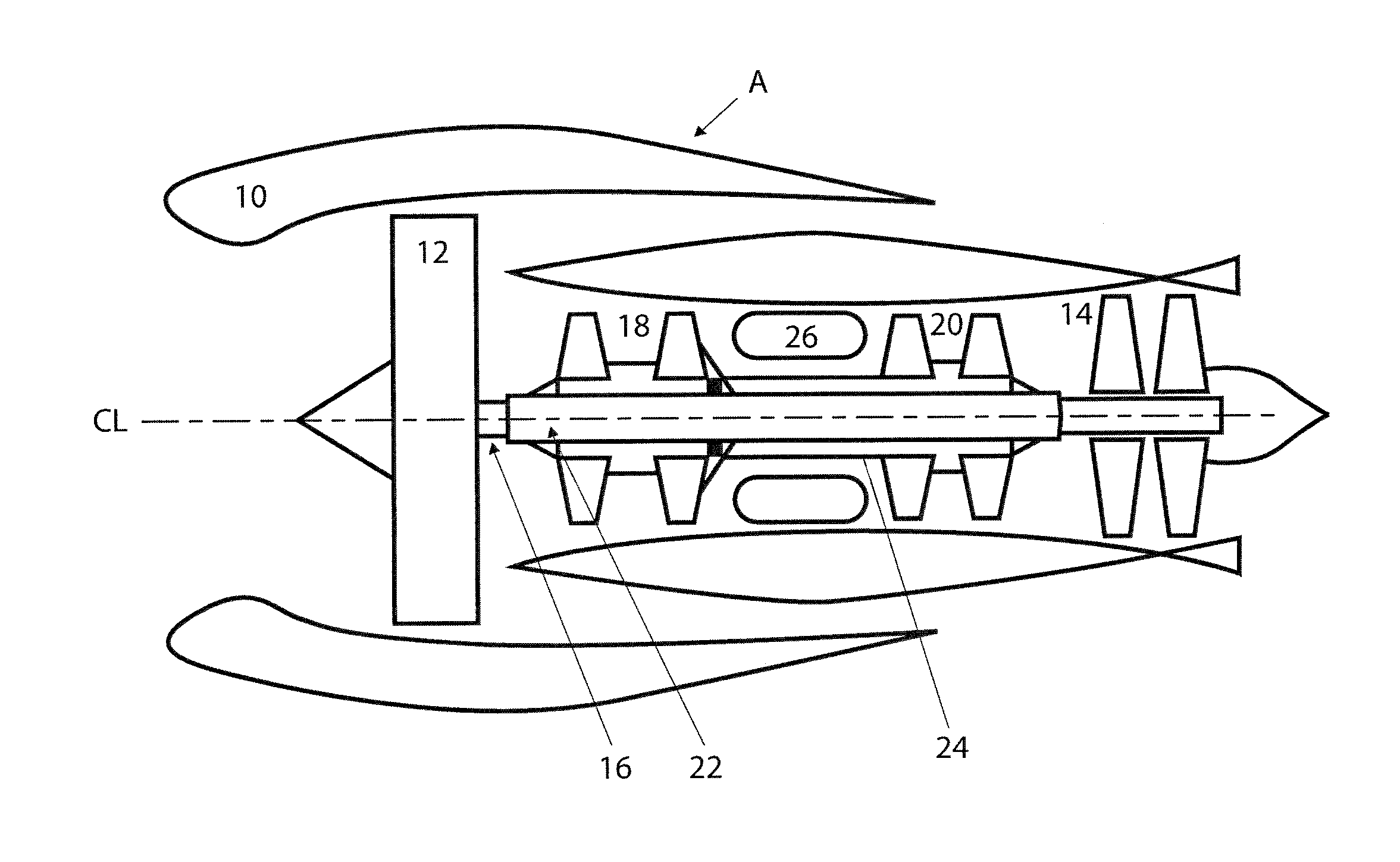 Patent US Rotor blades for gas turbine engines