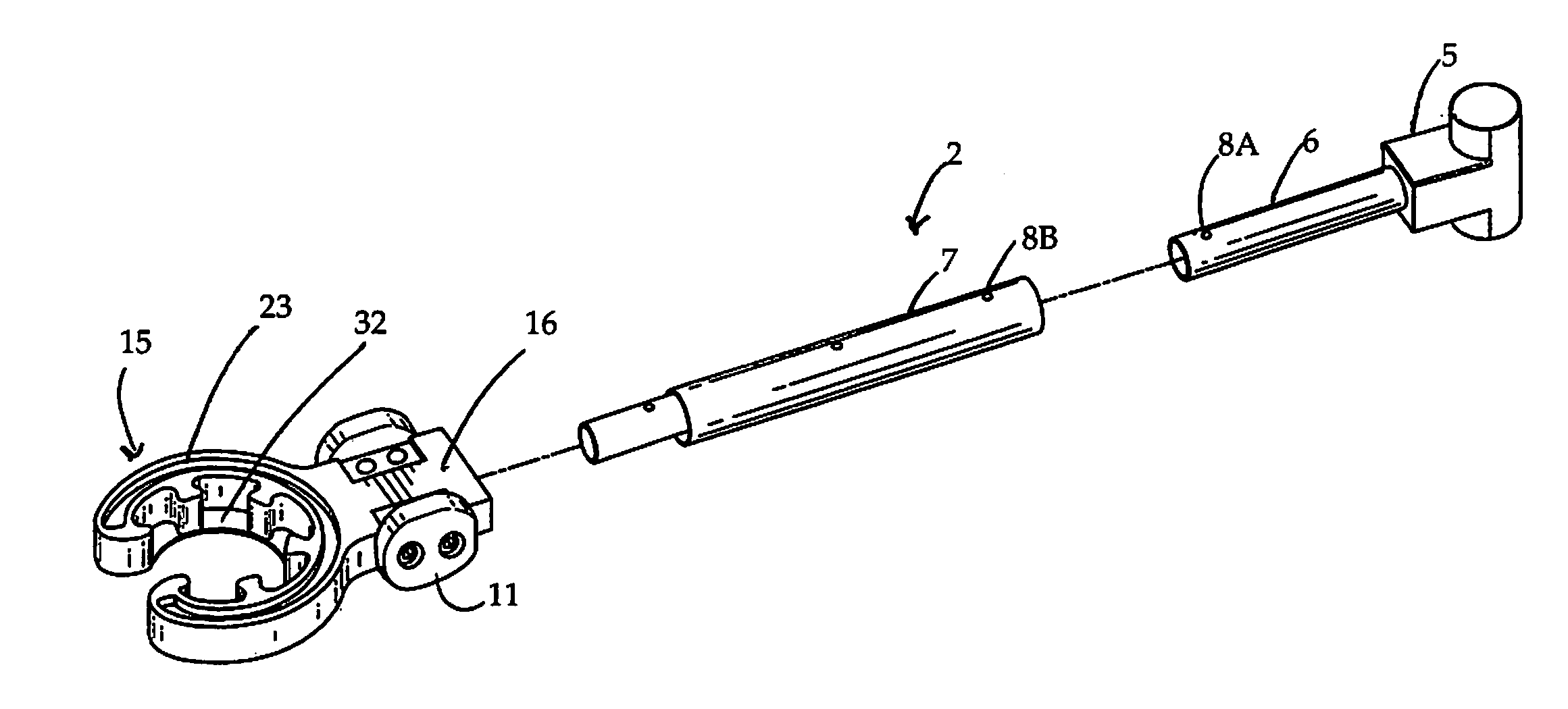 Patent us  tool system for hammer union
