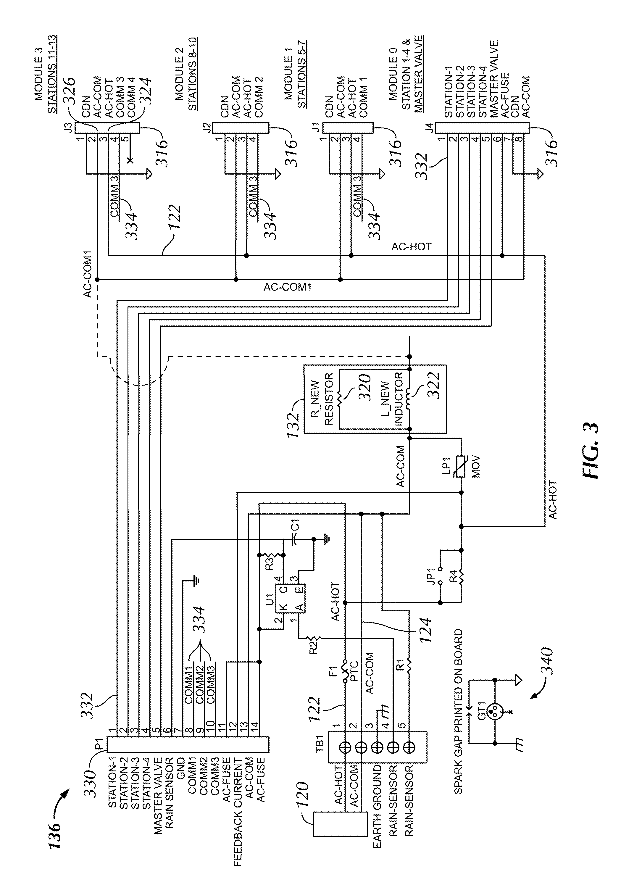 patent us20140277782 irrigation controllers enhanced patent drawing