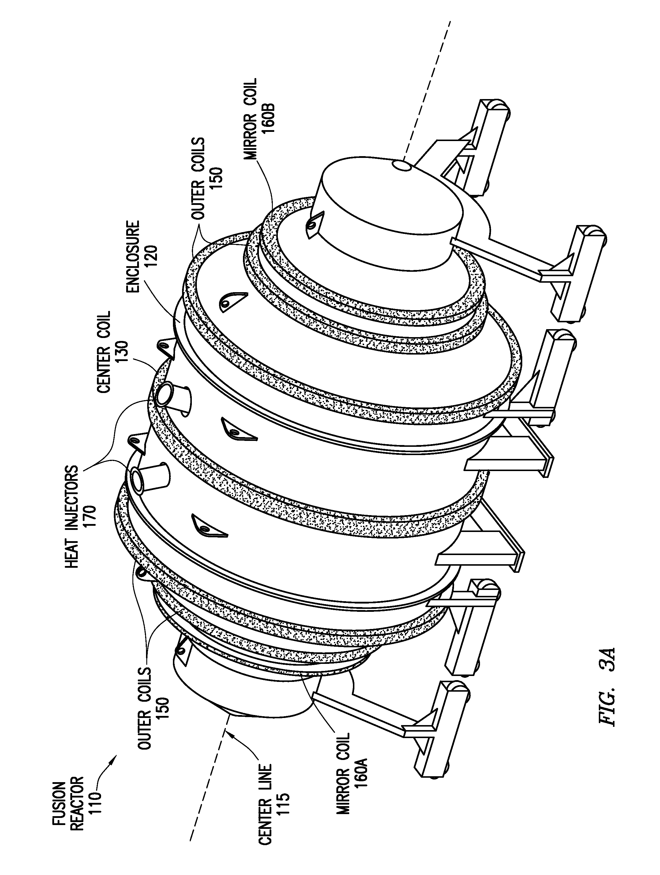 patent us20140301519 - heating plasma for fusion power using magnetic field oscillation