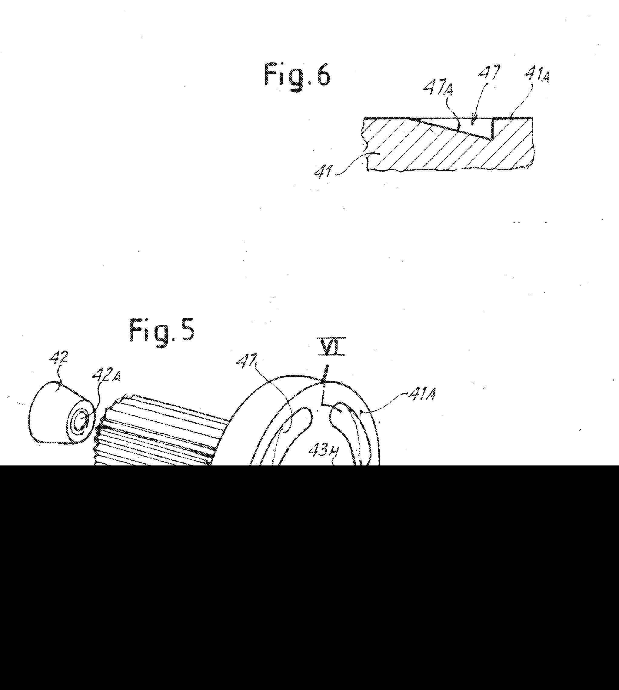 Patent US Device and method for slow turning of an