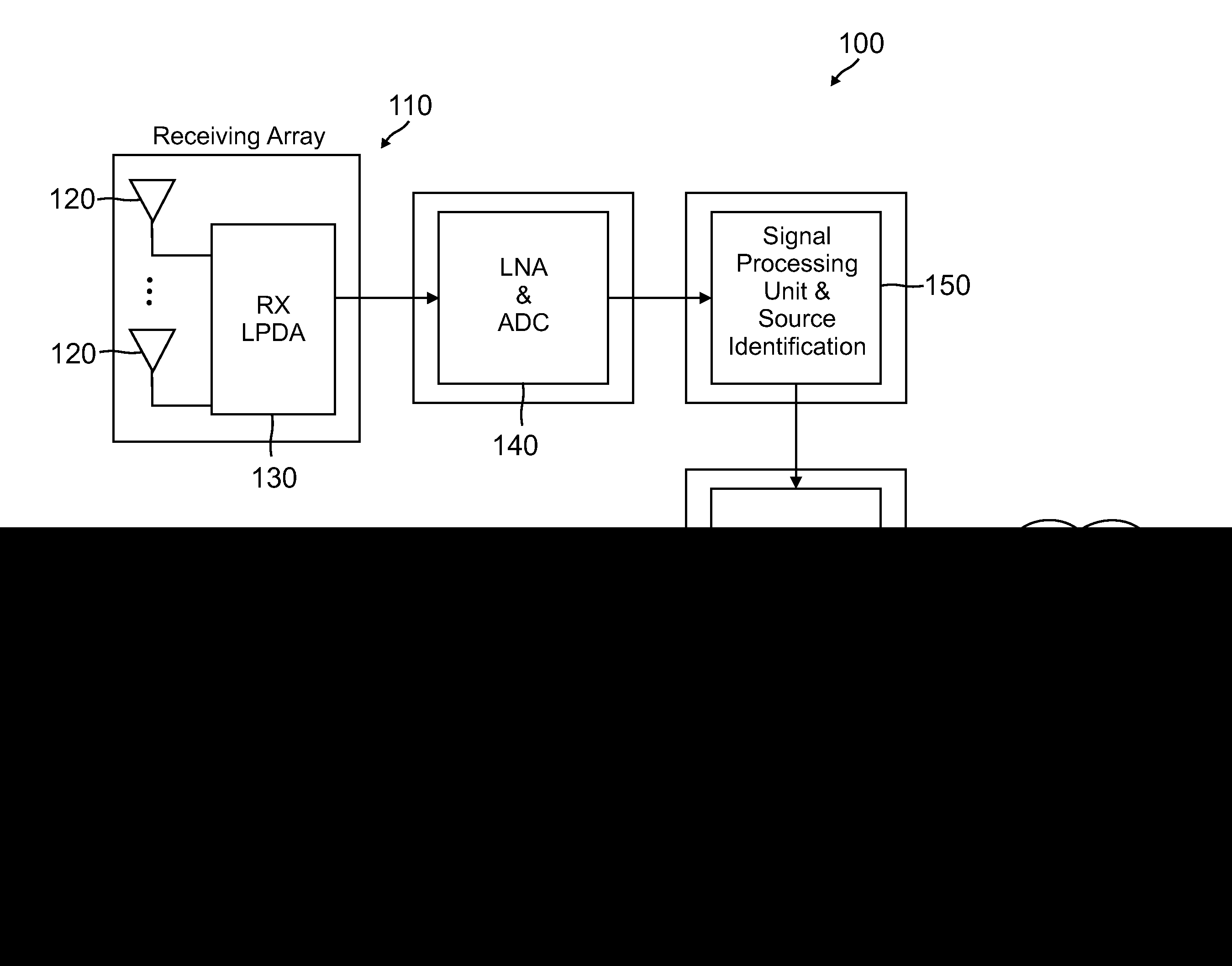 Patent Us20140333466 Passive Detection Of Unauthorized Electronic Figure 1 Audio Detector And Switching Circuit Drawing