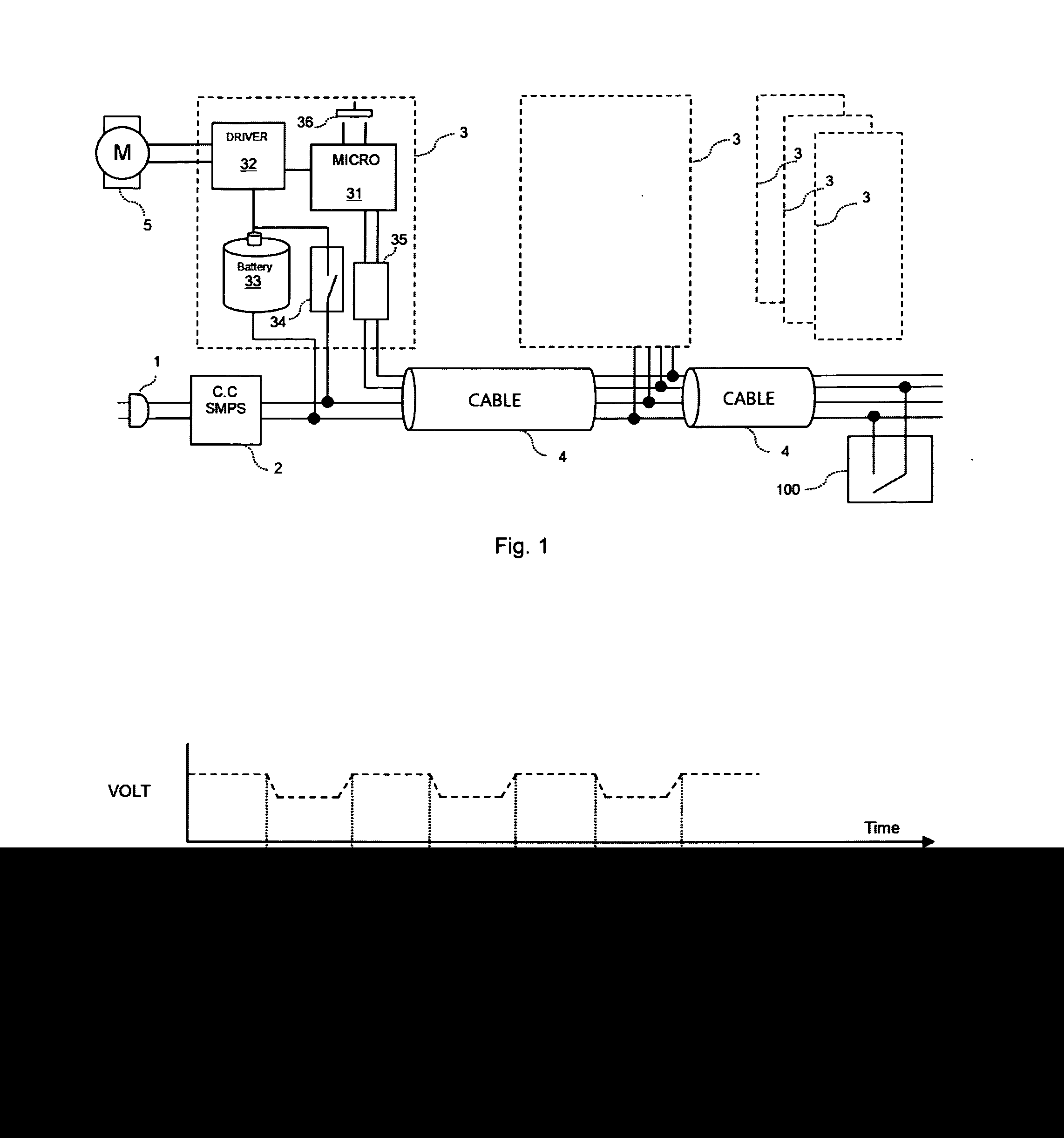 US20140352896A1 20141204 D00001 patent us20140352896 network roller shutters google patents roller shutter motor wiring diagram at gsmx.co