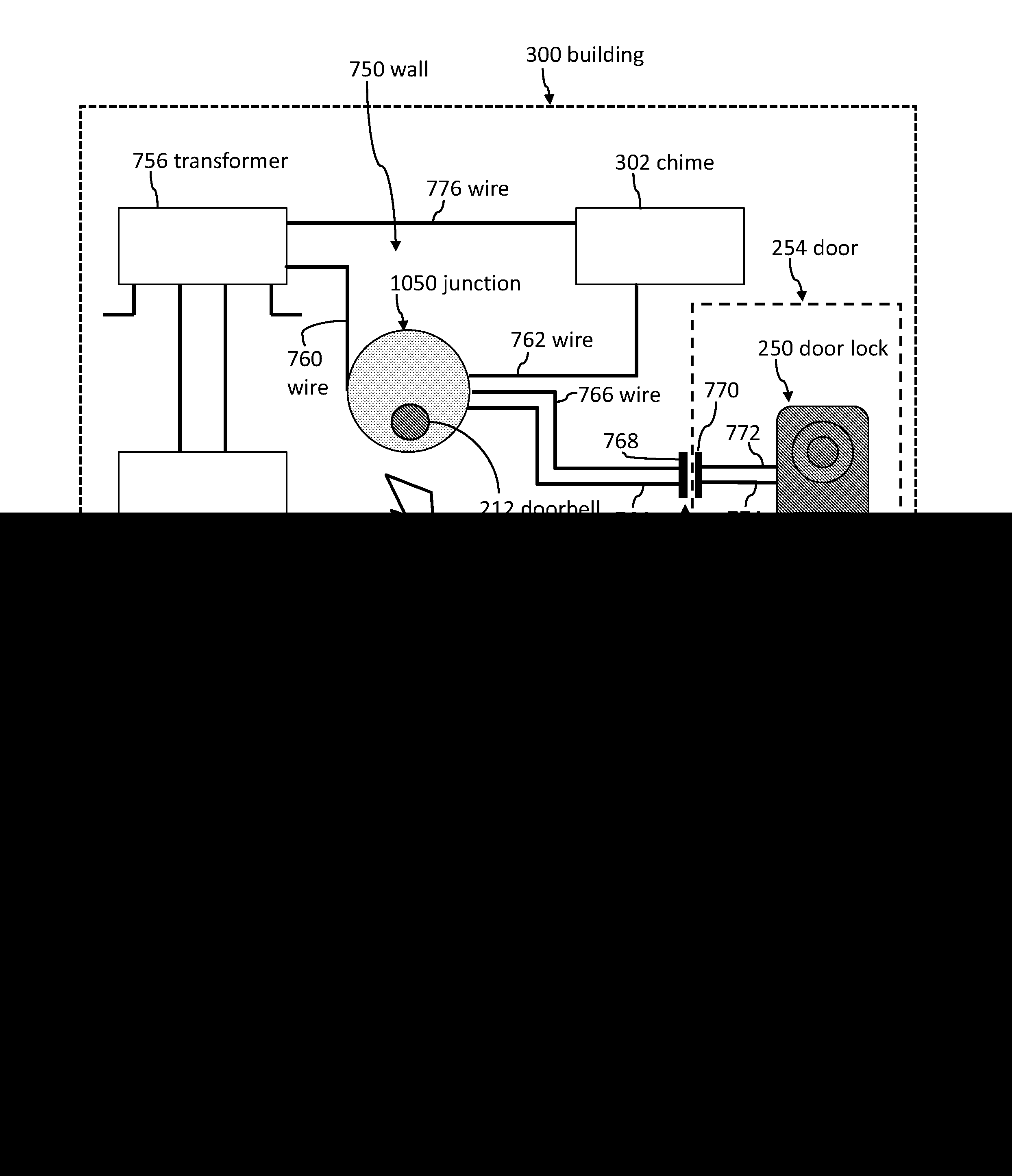 Patent Us20150027178 Smart Lock Systems And Methods Google Patents Doorbell Memory Circuit Diagram Drawing