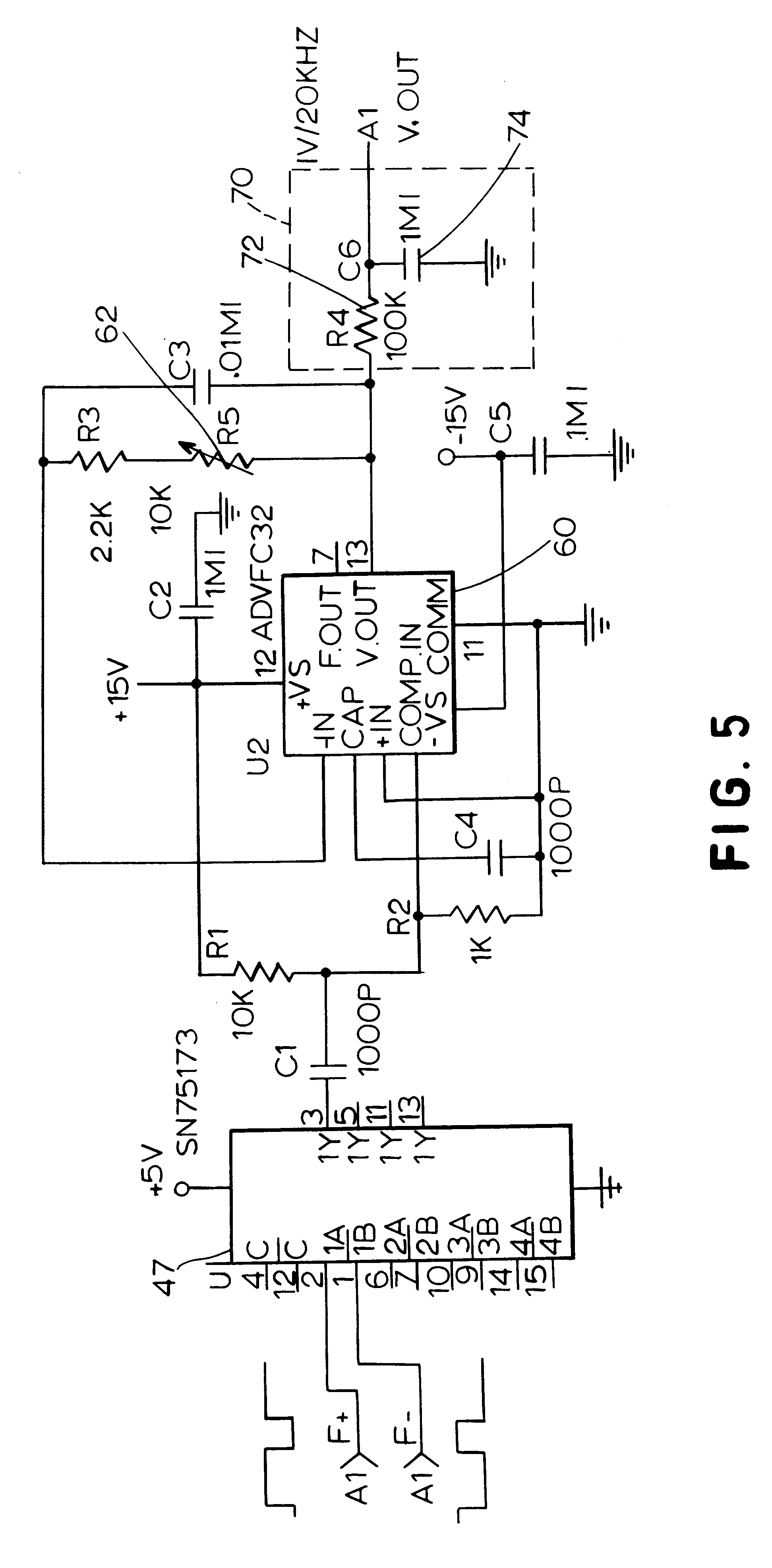 Brevet Us6169407 Water Content Metering Apparatus Google Brevets Circuit Likewise 555 Timer Diagram On Monostable Patent Drawing