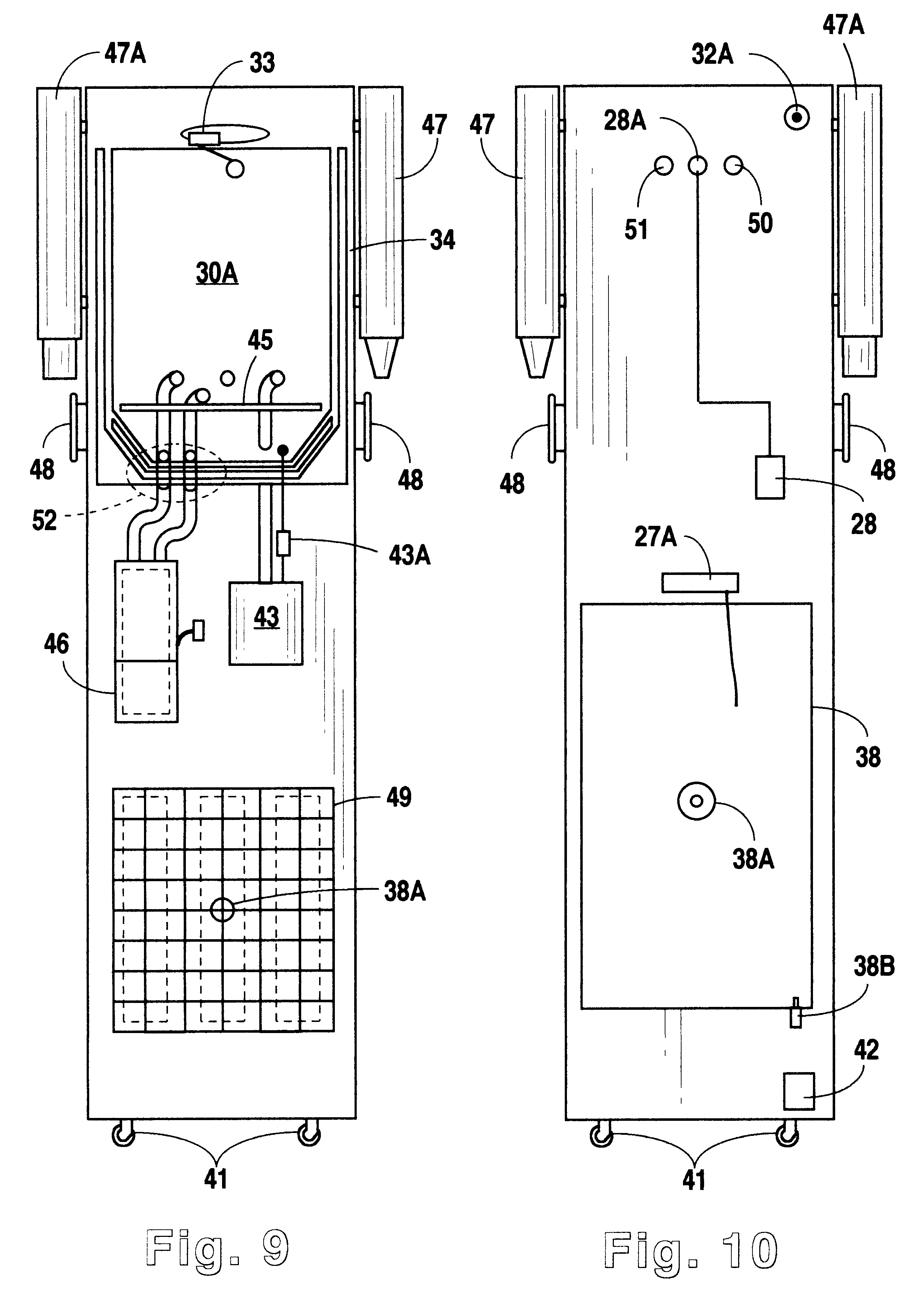 US06182453 20010206 D00010 patent us6182453 portable, potable water recovery and dispensing wiring diagram of water dispenser at honlapkeszites.co