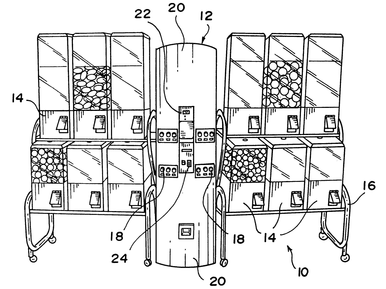 patent us6182861