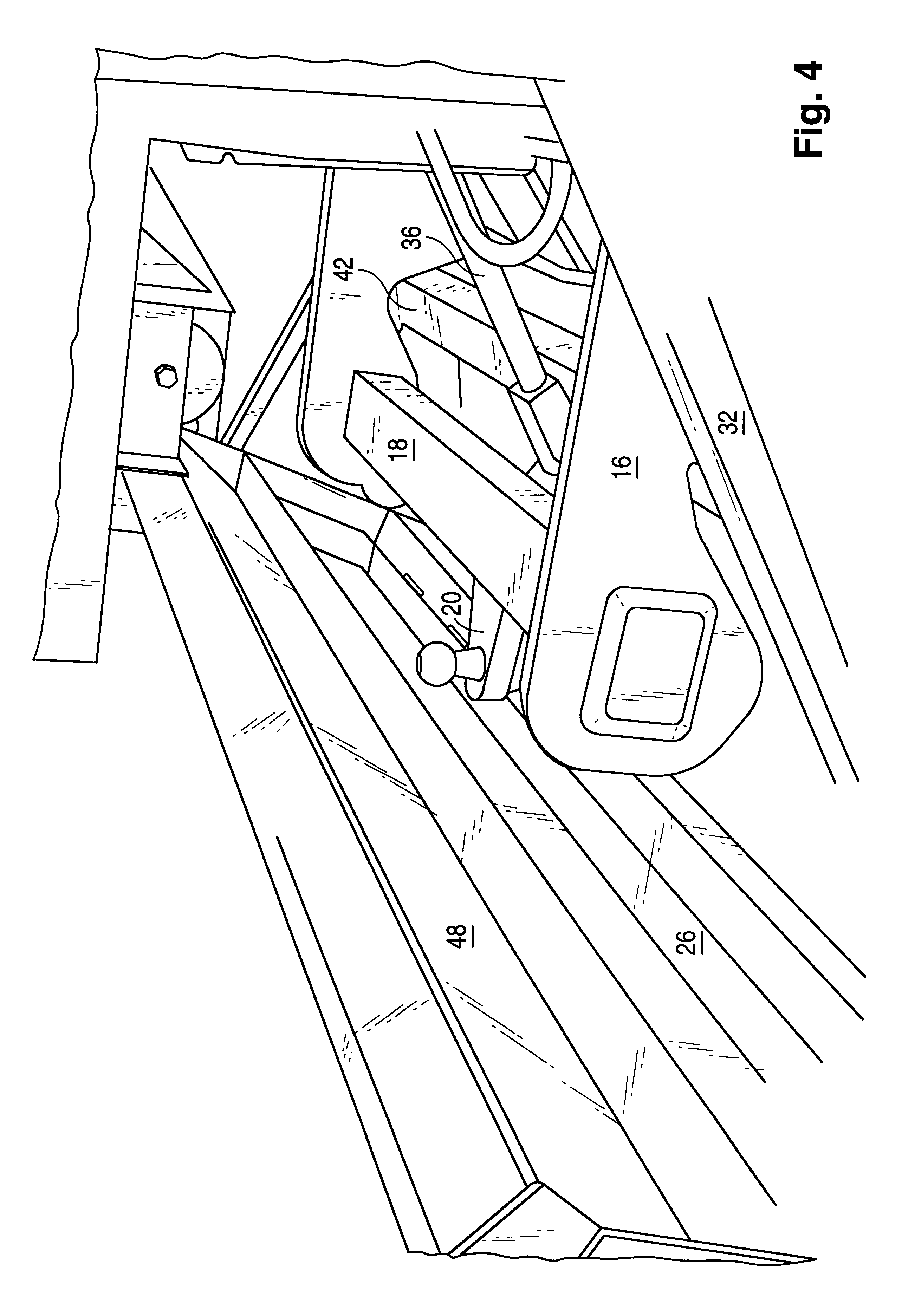 US06183187 20010206 D00004 patent us6183187 integrated lift and tow hitch google patents anthony liftgate wiring diagram at honlapkeszites.co