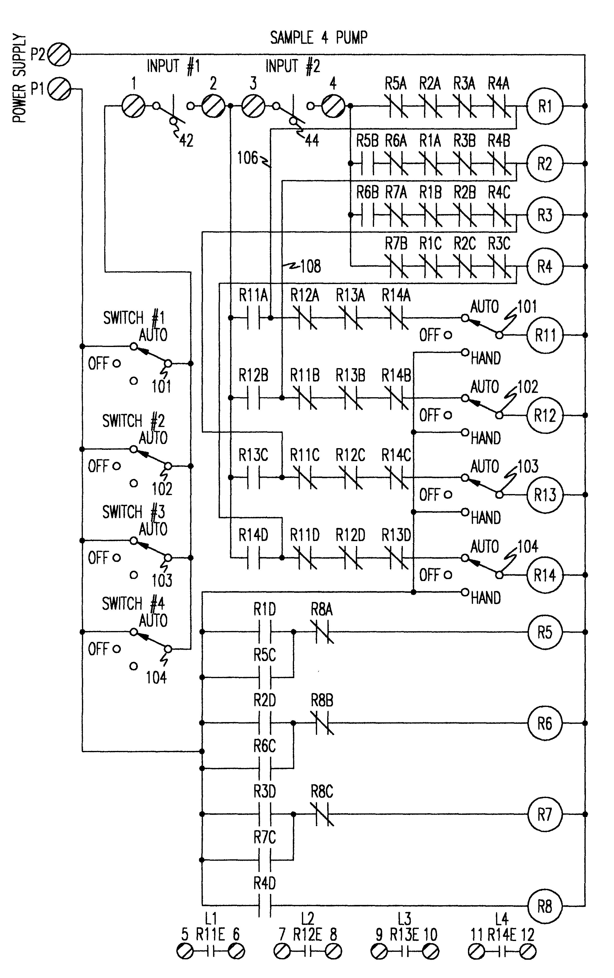 Duplex Lift Station Wiring Schematic - Illustration Of Wiring Diagram •