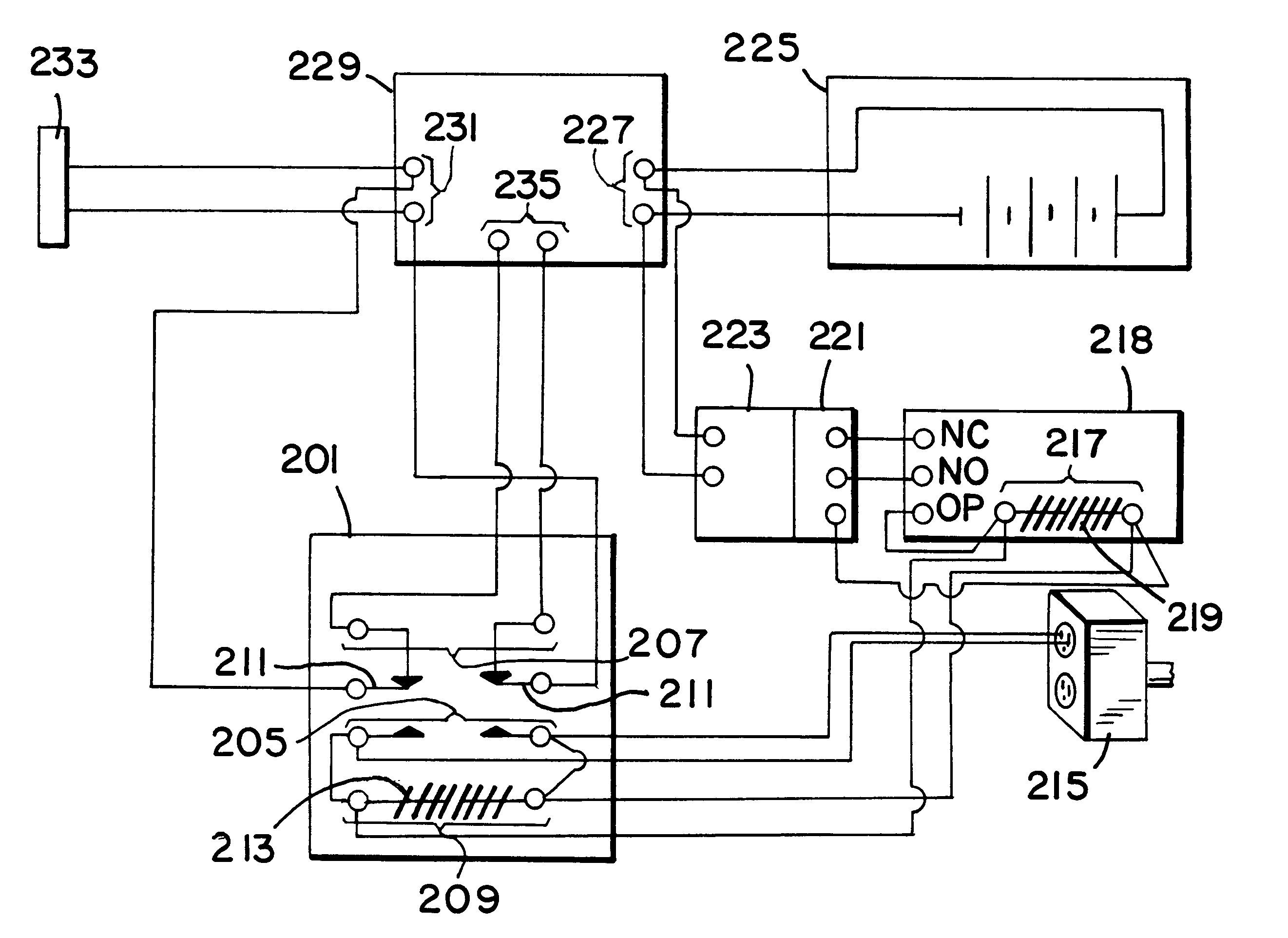 US06188200 20010213 D00000 patent us6188200 power supply system for sump pump google patents simer pump wiring diagram at n-0.co