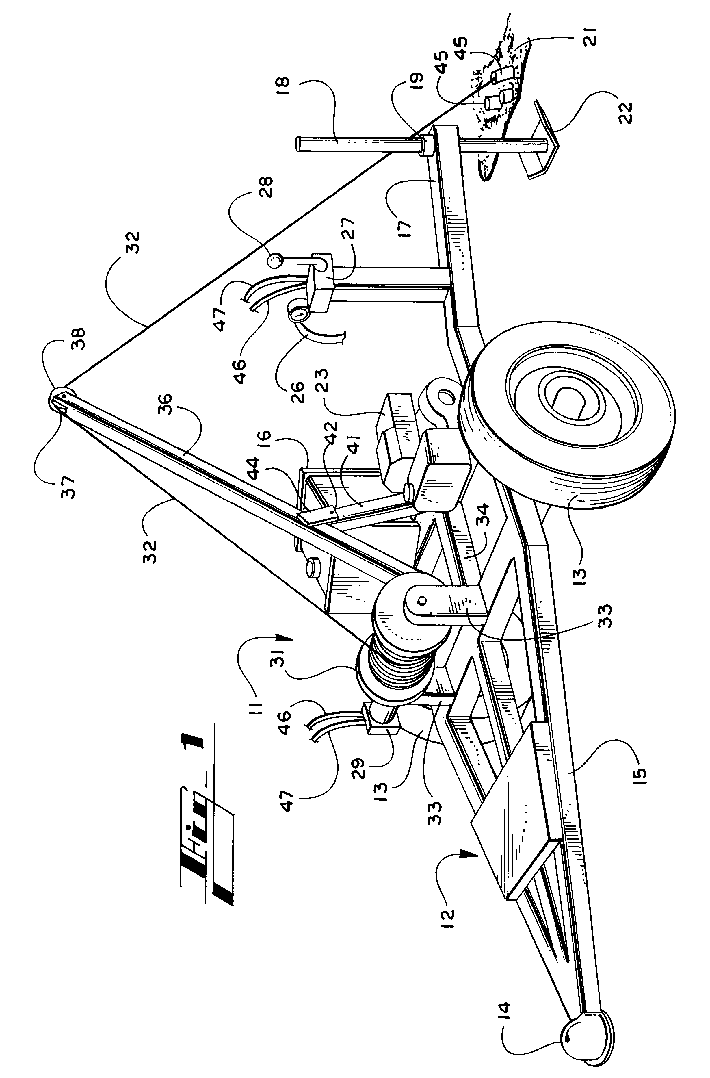 Patent Us6193218 Cable Pulling Machine Google Patents 2005 Equinox Engine Wiring Harness Drawing