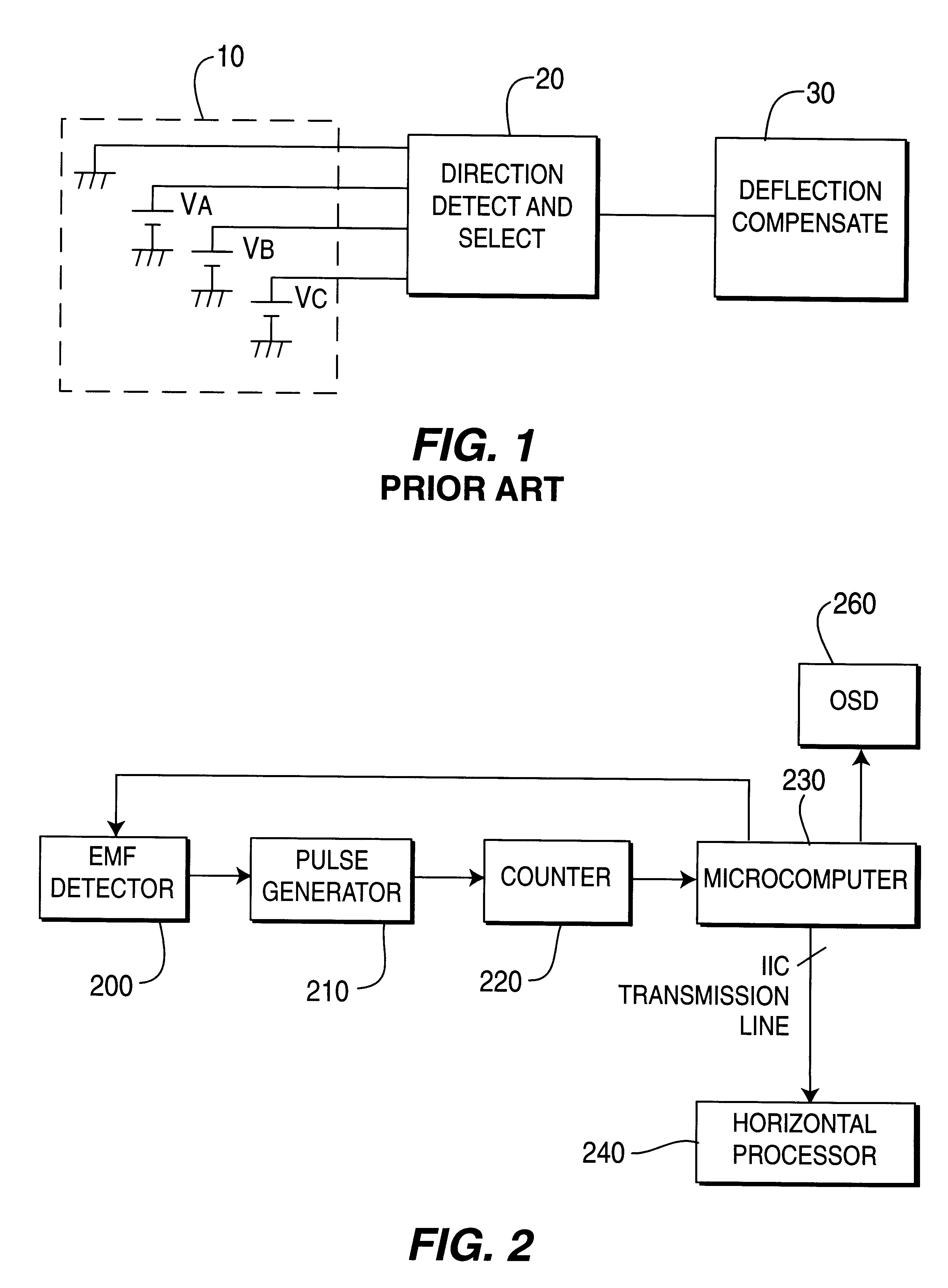 Patent Us6194848 Automatic Magnetic Field Compensator For A Crt Screen Schematic Drawing