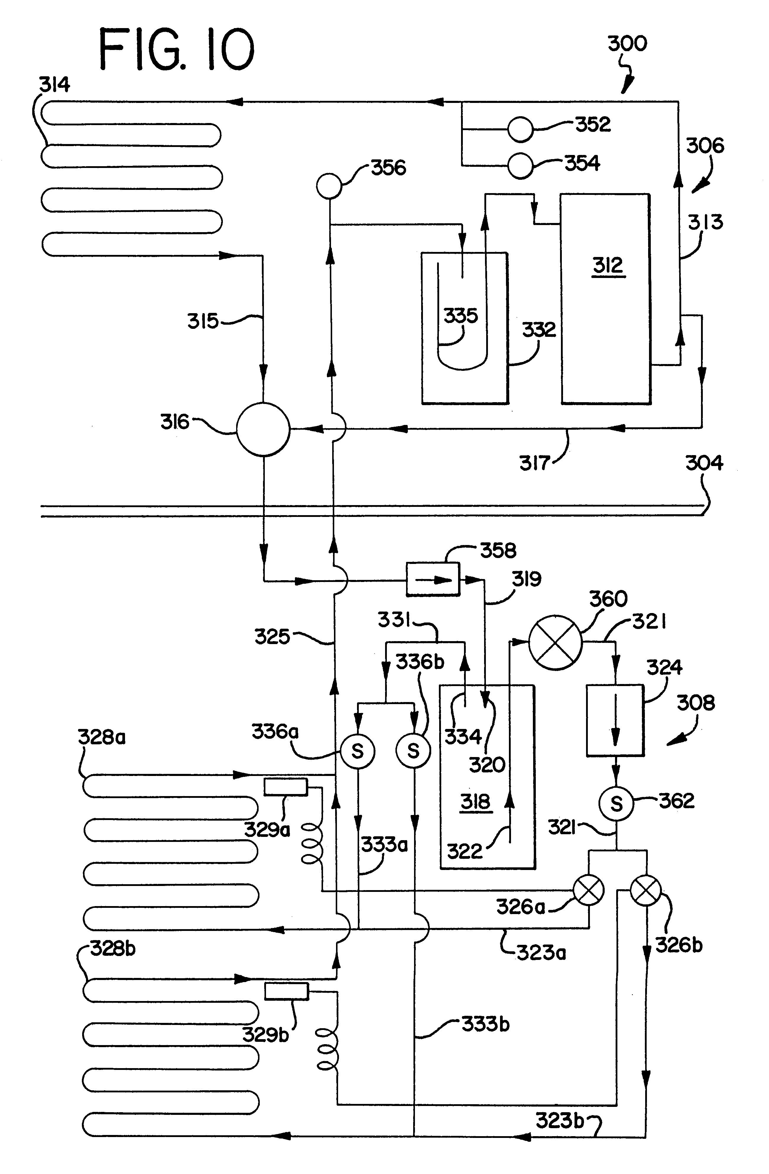 US06196007 20010306 D00008 patent us6196007 ice making machine with cool vapor defrost scotsman ice machine wiring diagram at soozxer.org