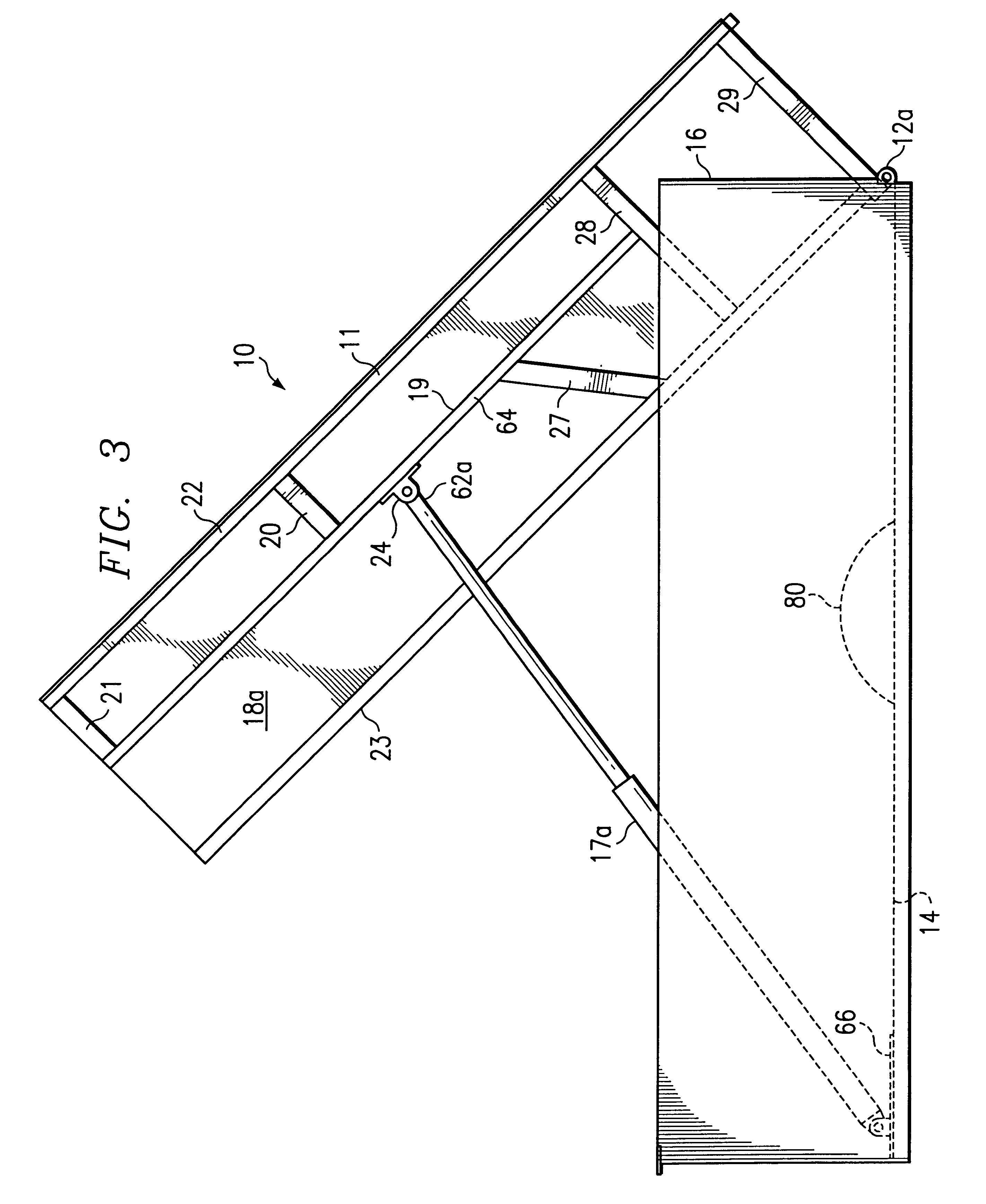patent us6196634 - dumping bed liner for pickup truck - google patents
