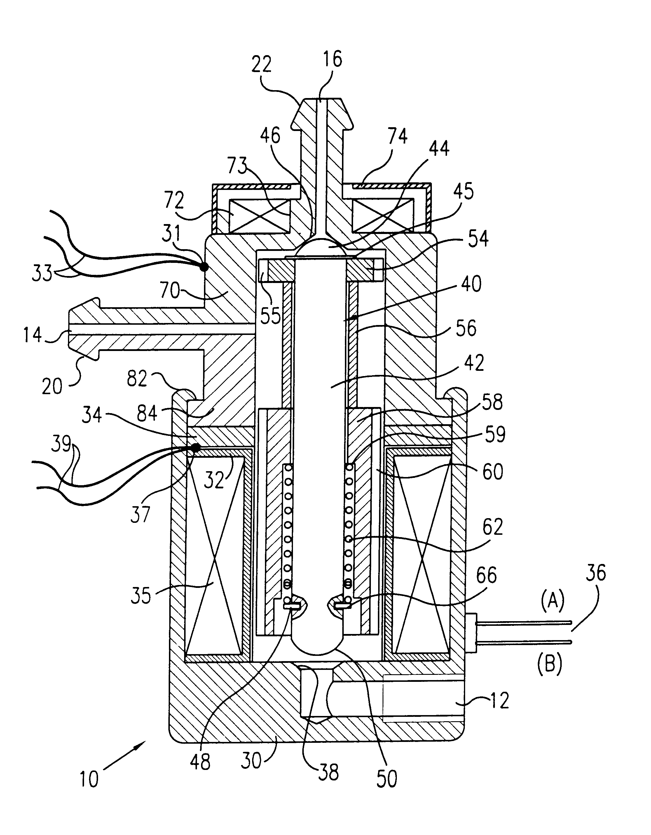 US06199587 20010313 D00000 patent us6199587 solenoid valve with permanent magnet google 4T45E Transmission Parts Diagram at gsmx.co
